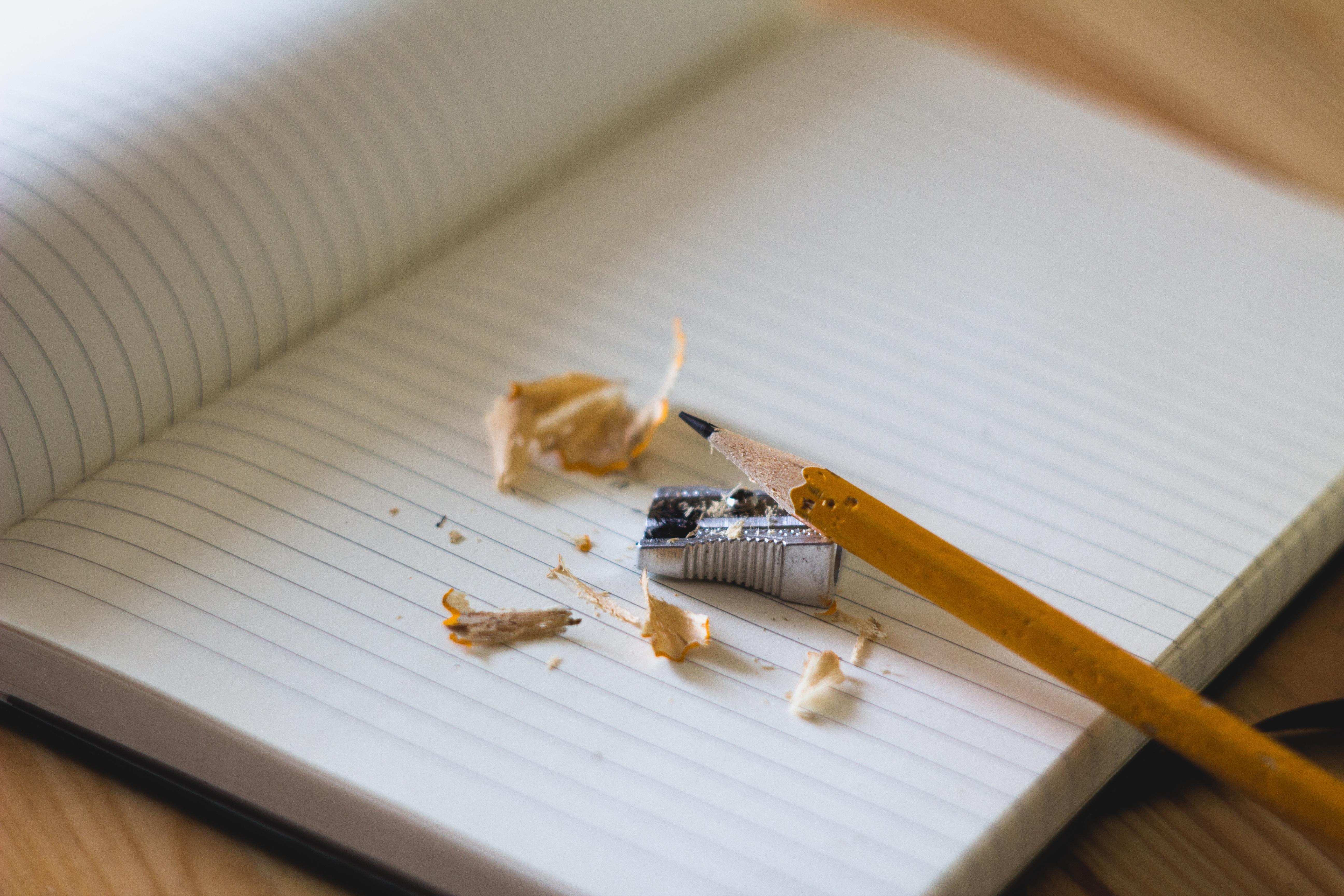buku catatan penulisan tangan pensil kayu kantor kertas pendidikan menulis makanan Asia seni Desain kertas surat