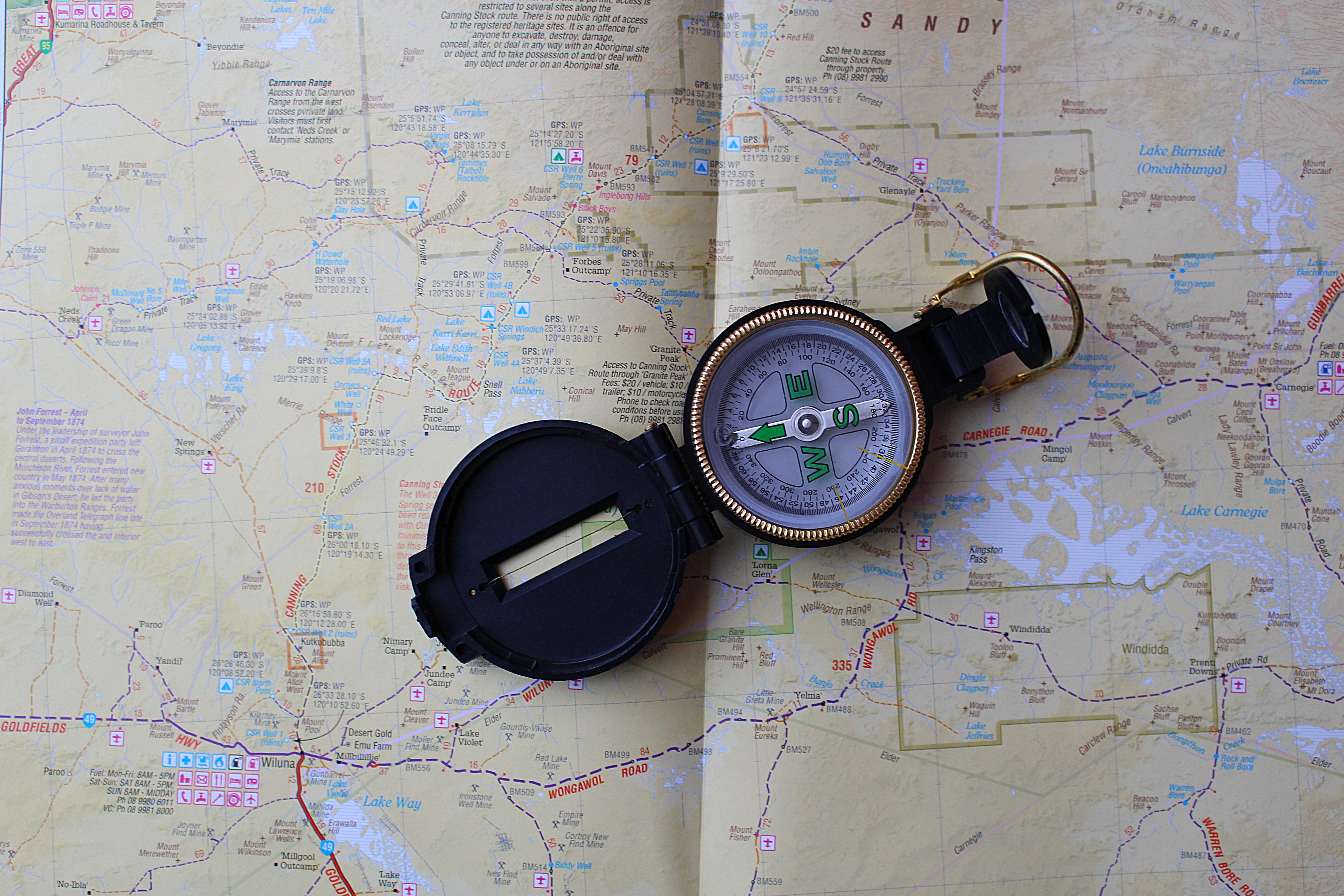 navigasjon kart Bildet : Antall, kompass, kart, sirkel, Australia, tegning  navigasjon kart