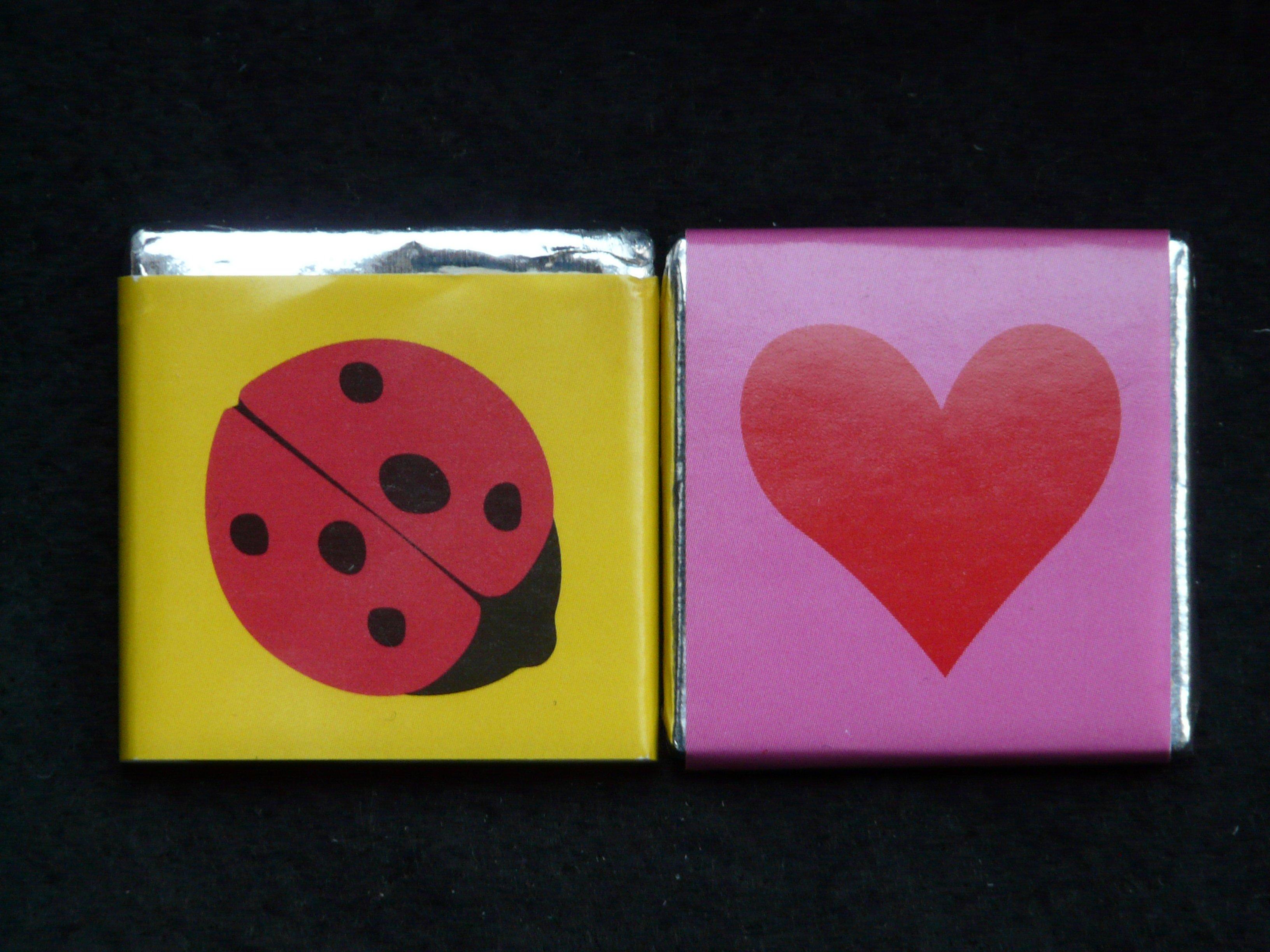 Fotos Gratis Numero Amor Corazon Mariquita Rosado Chocolate