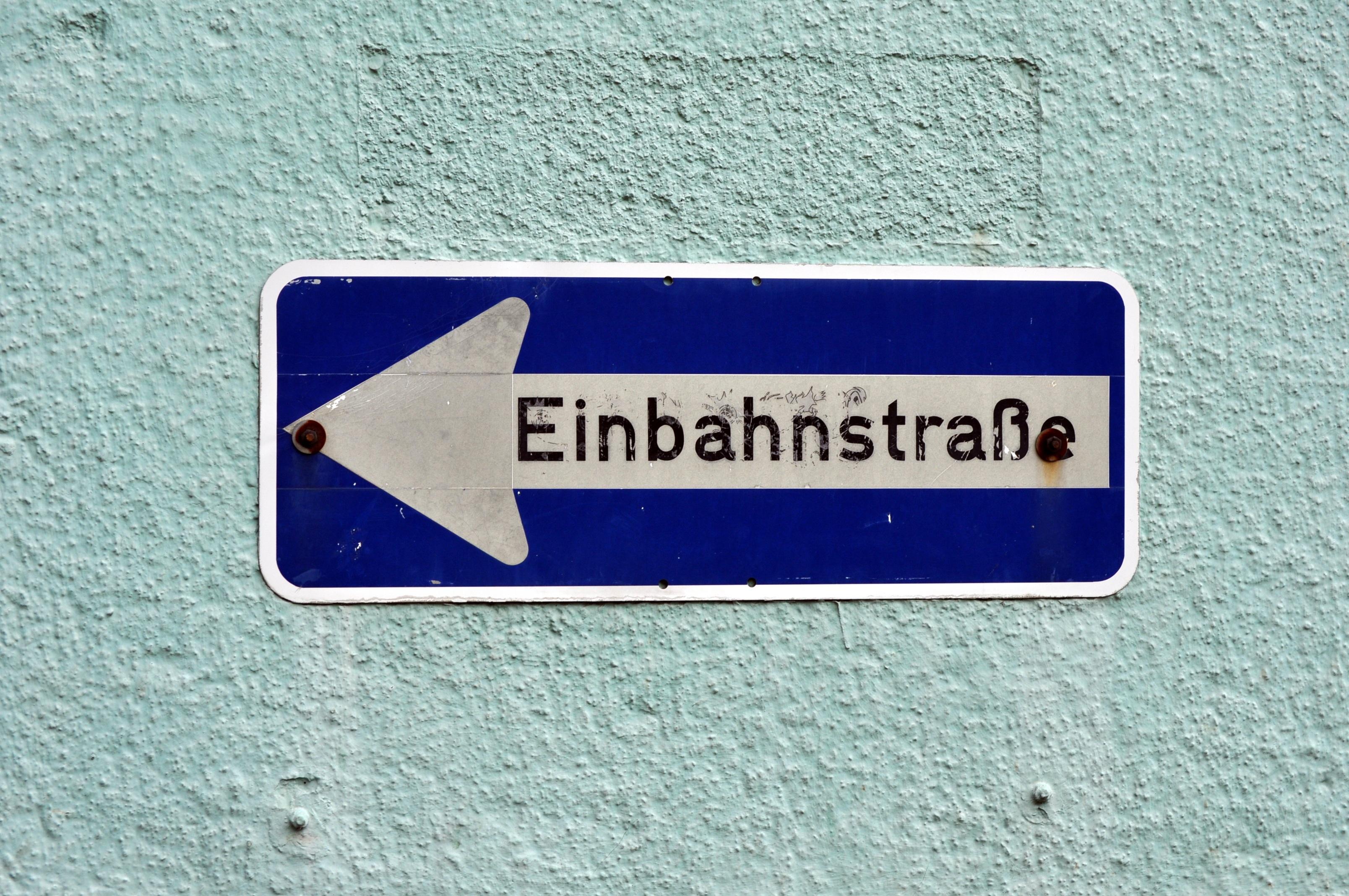 Free Images : number, direction, blue, street sign, signage, note ...
