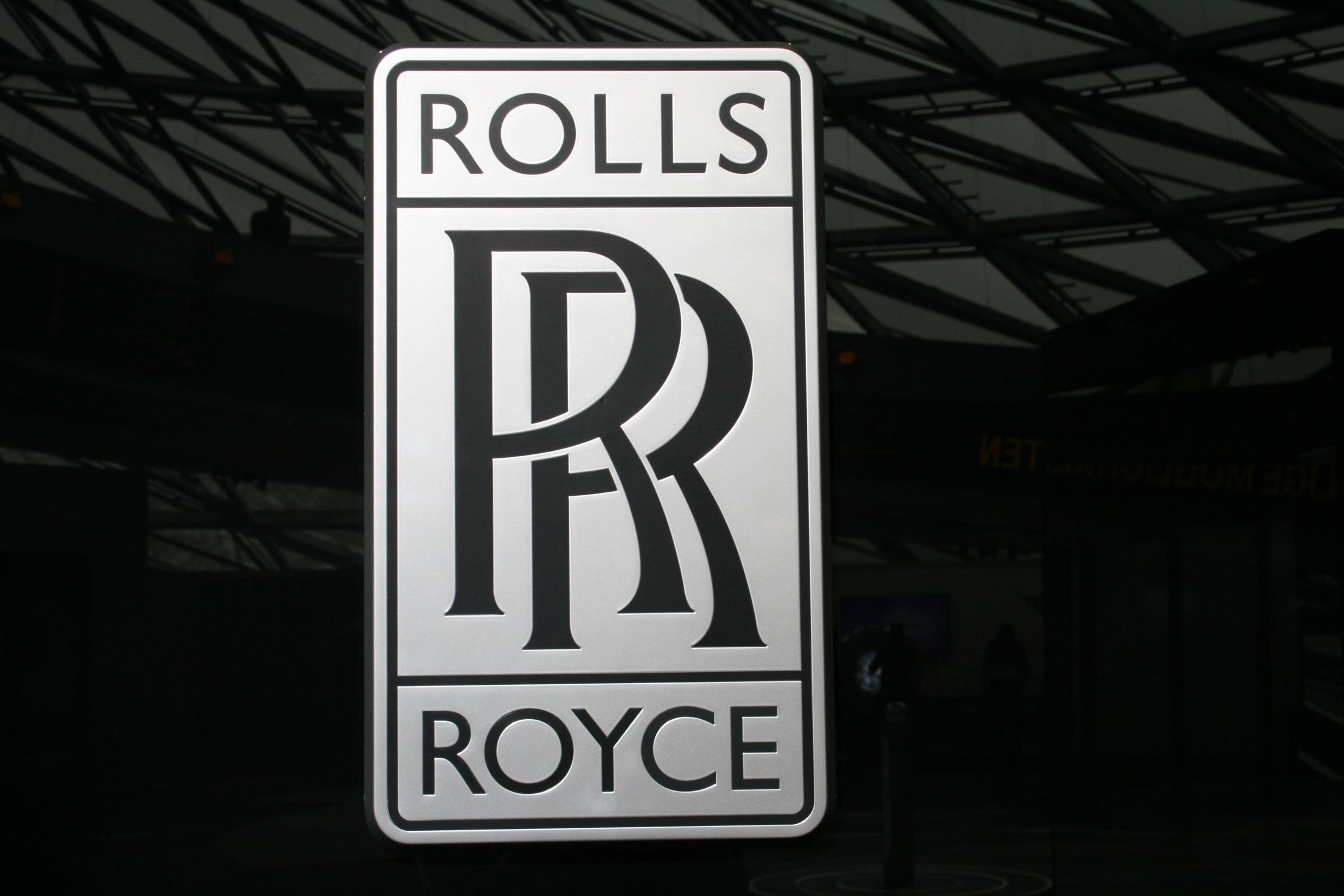 rolls royce logo - HD2304×1536