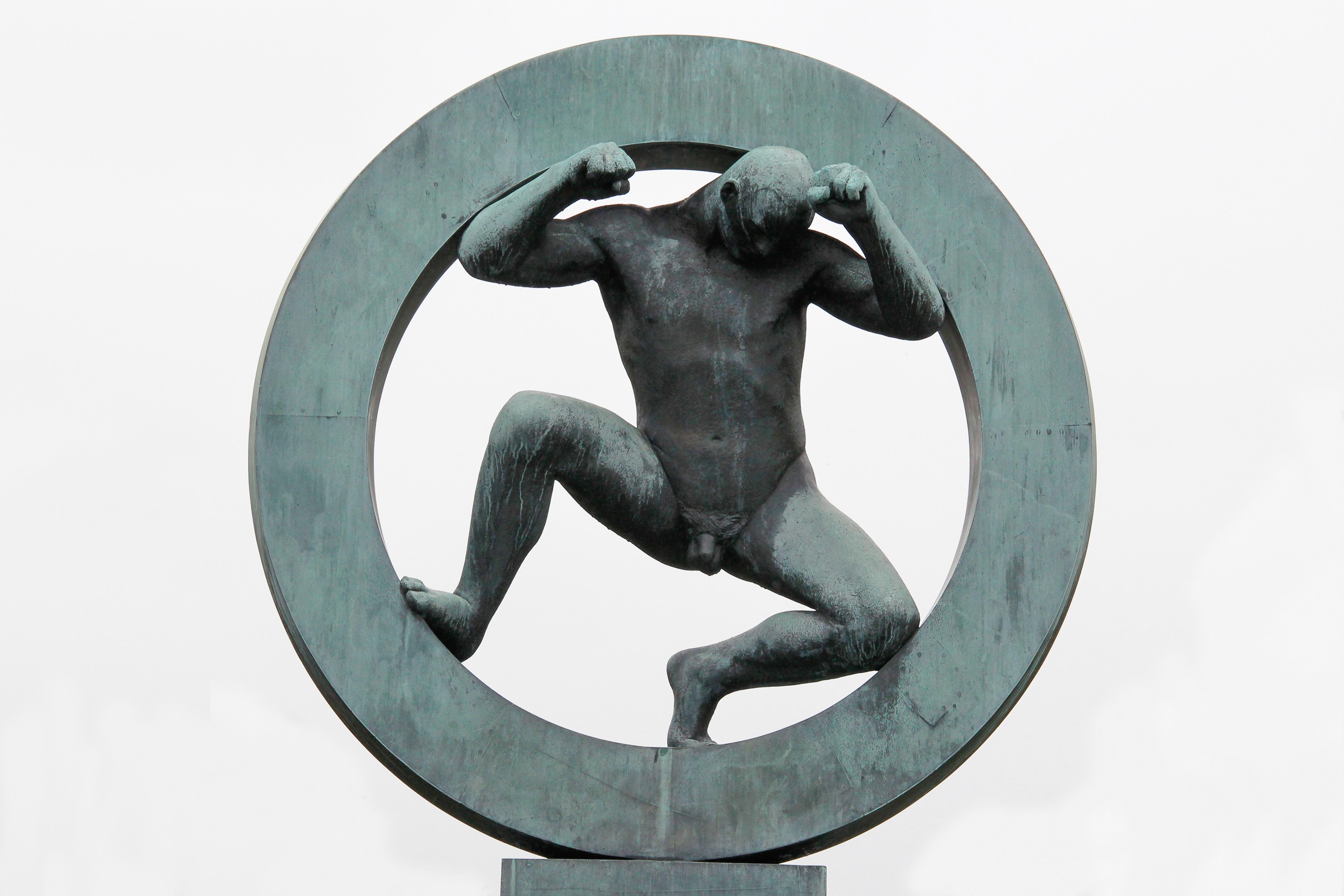 Kostenlose foto : Nummer, Statue, Menschlich, Kreis, Skulptur, Kunst ...