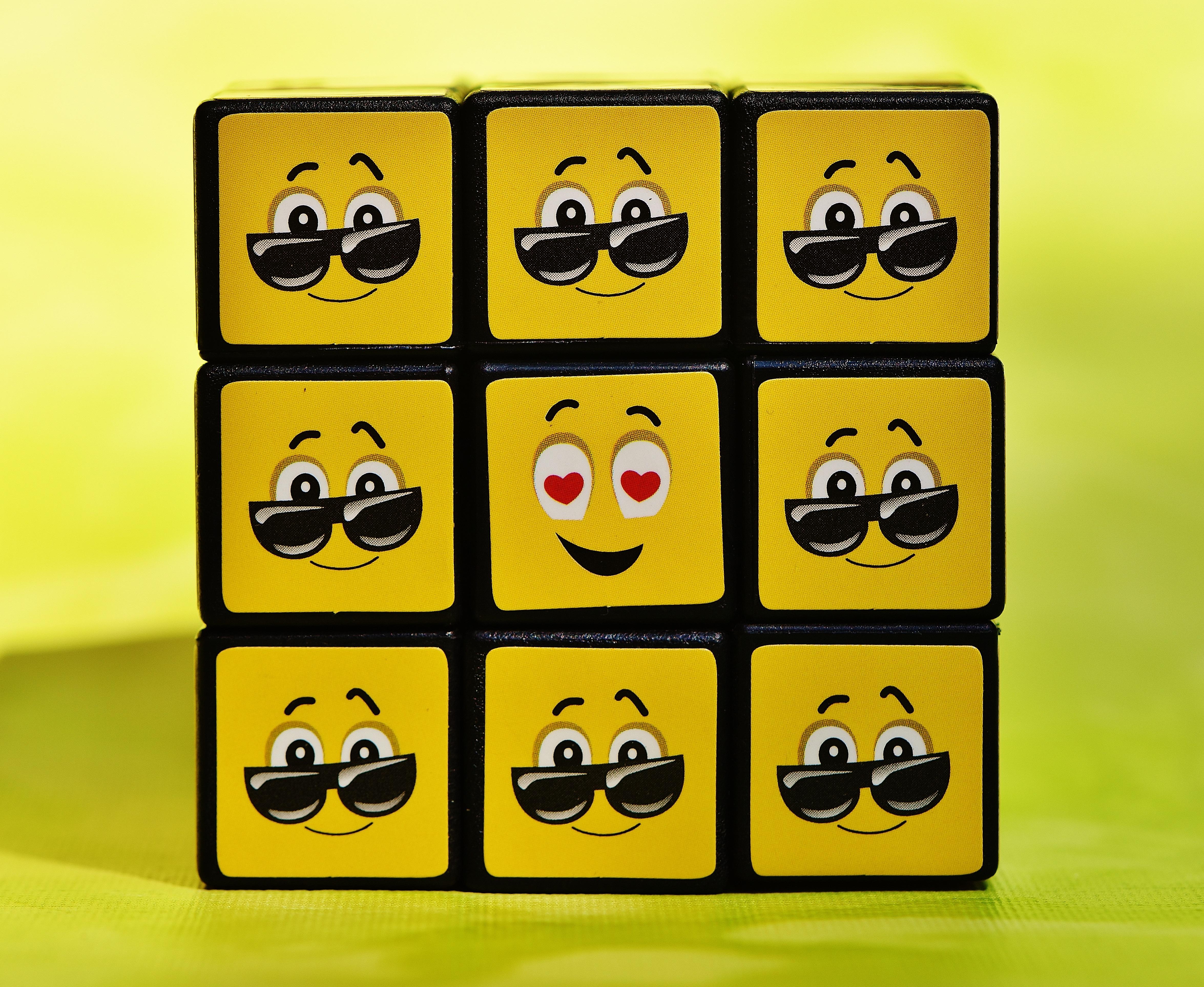картинки для кубика настроения соцсетей китае