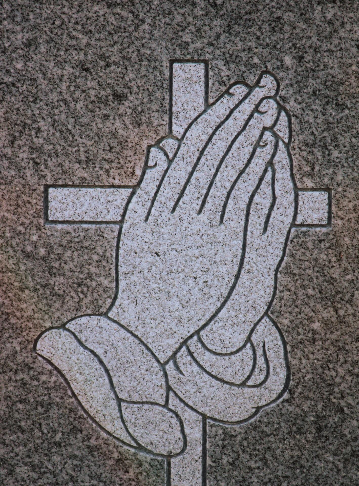 Gambar Jumlah Dinding Pola Garis Simbol Berdoa Fon Kuburan