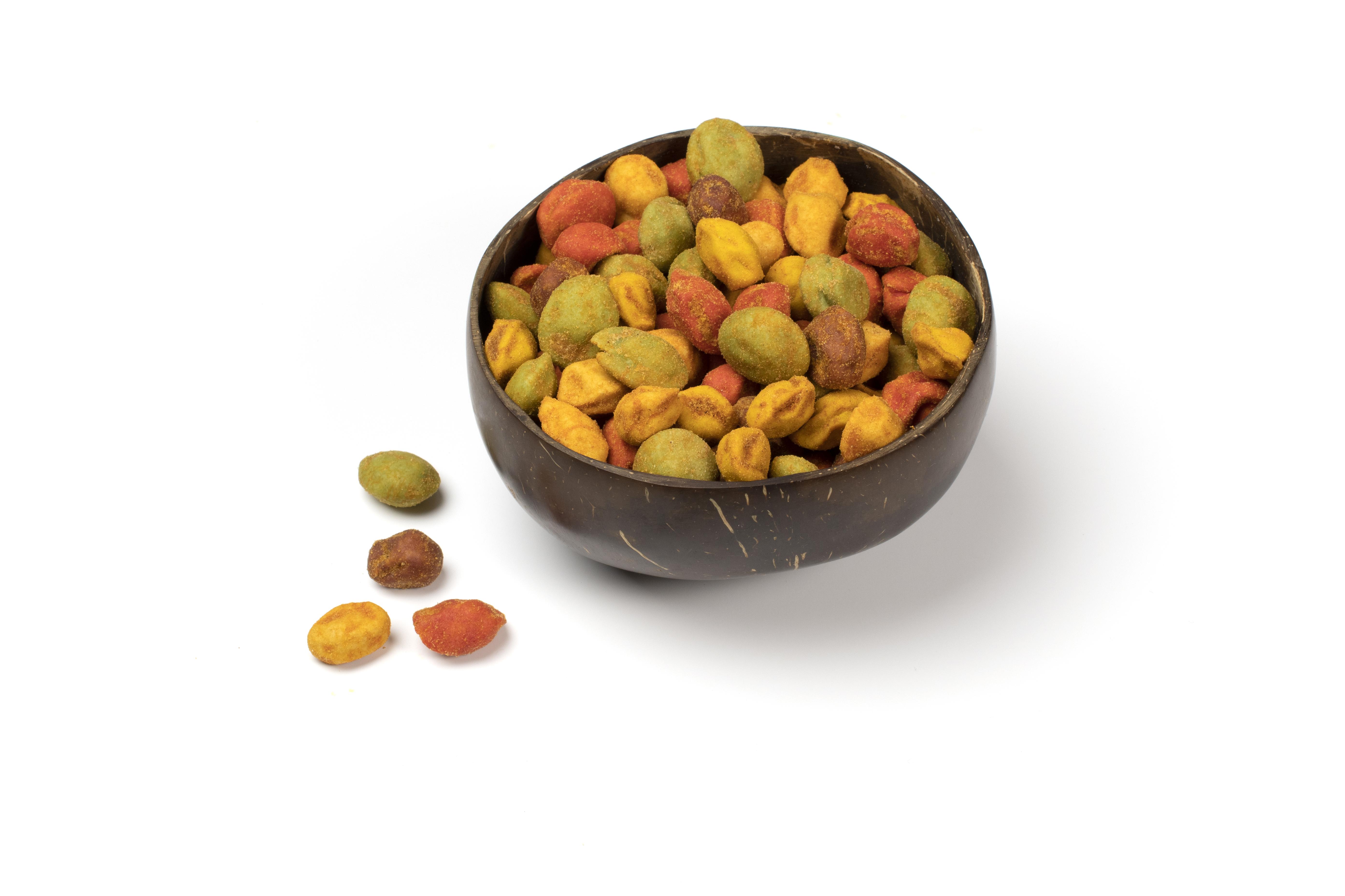 quả hạch pha trộn Siêu thực phẩm thức ăn chay trái cây hạt Hỗn hợp Thành