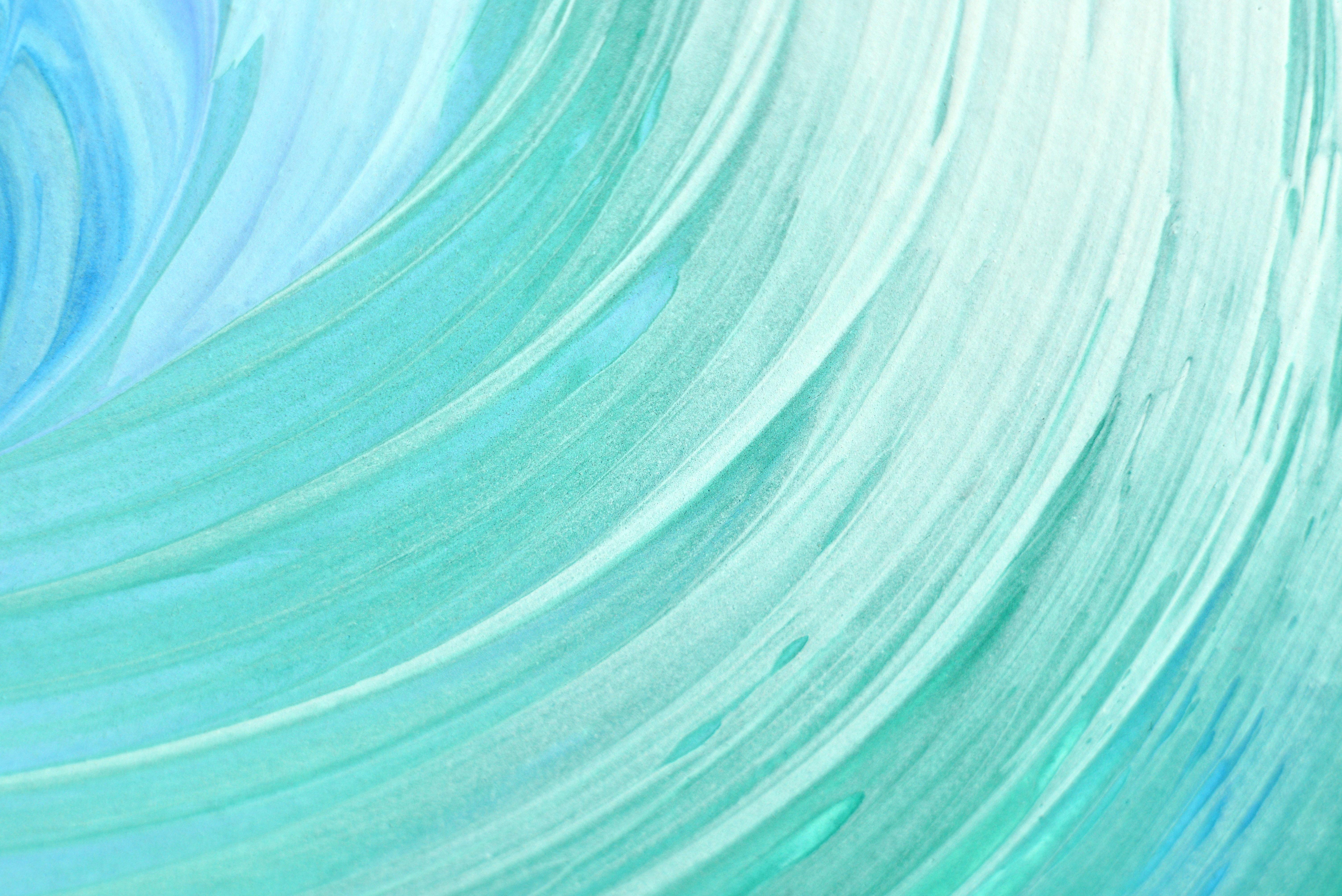 Fotos gratis oceano difuminar abstracto textura ola for Pintura azul turquesa