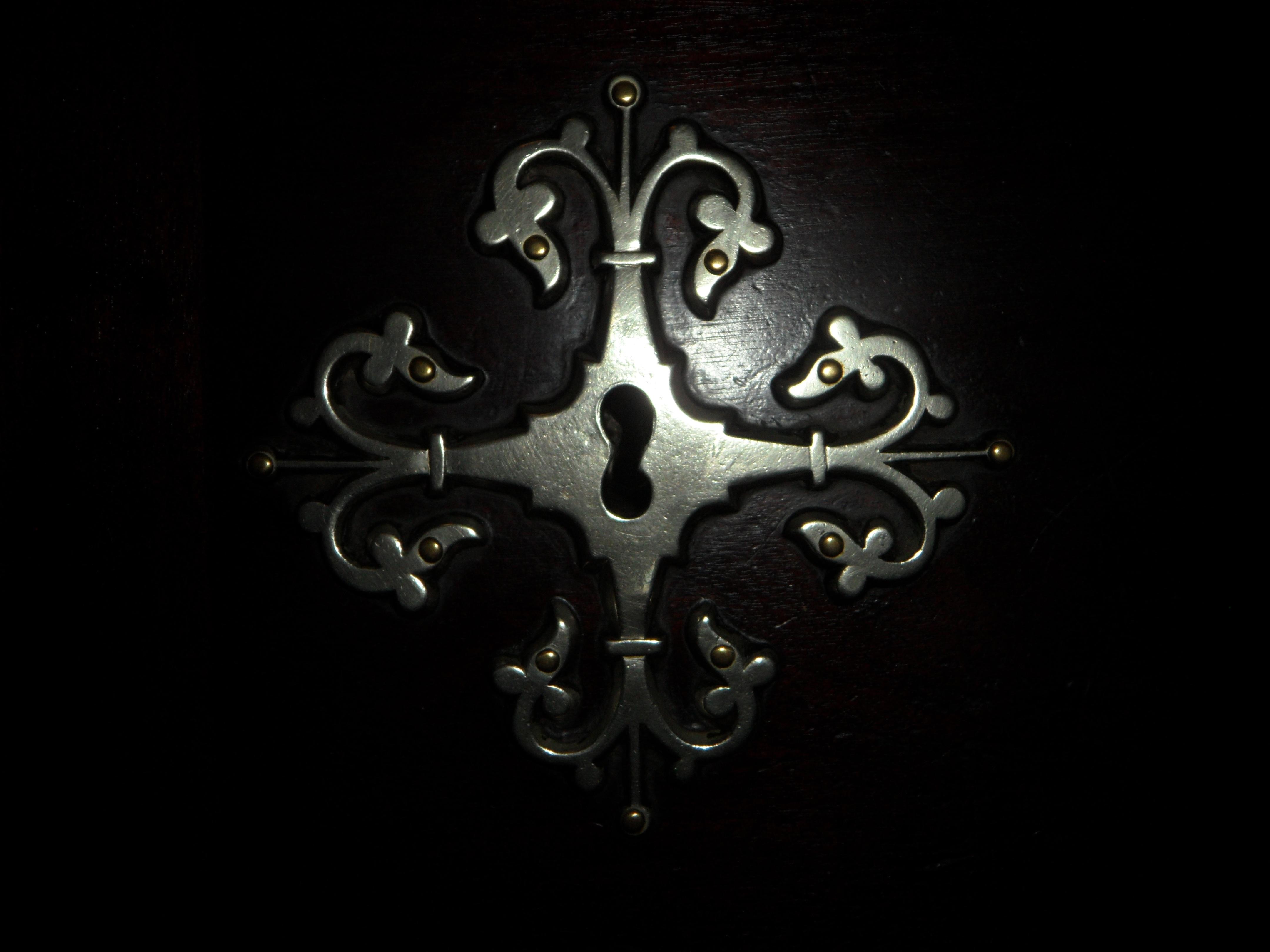 free images : old, symbol, metal, castle, darkness, lighting