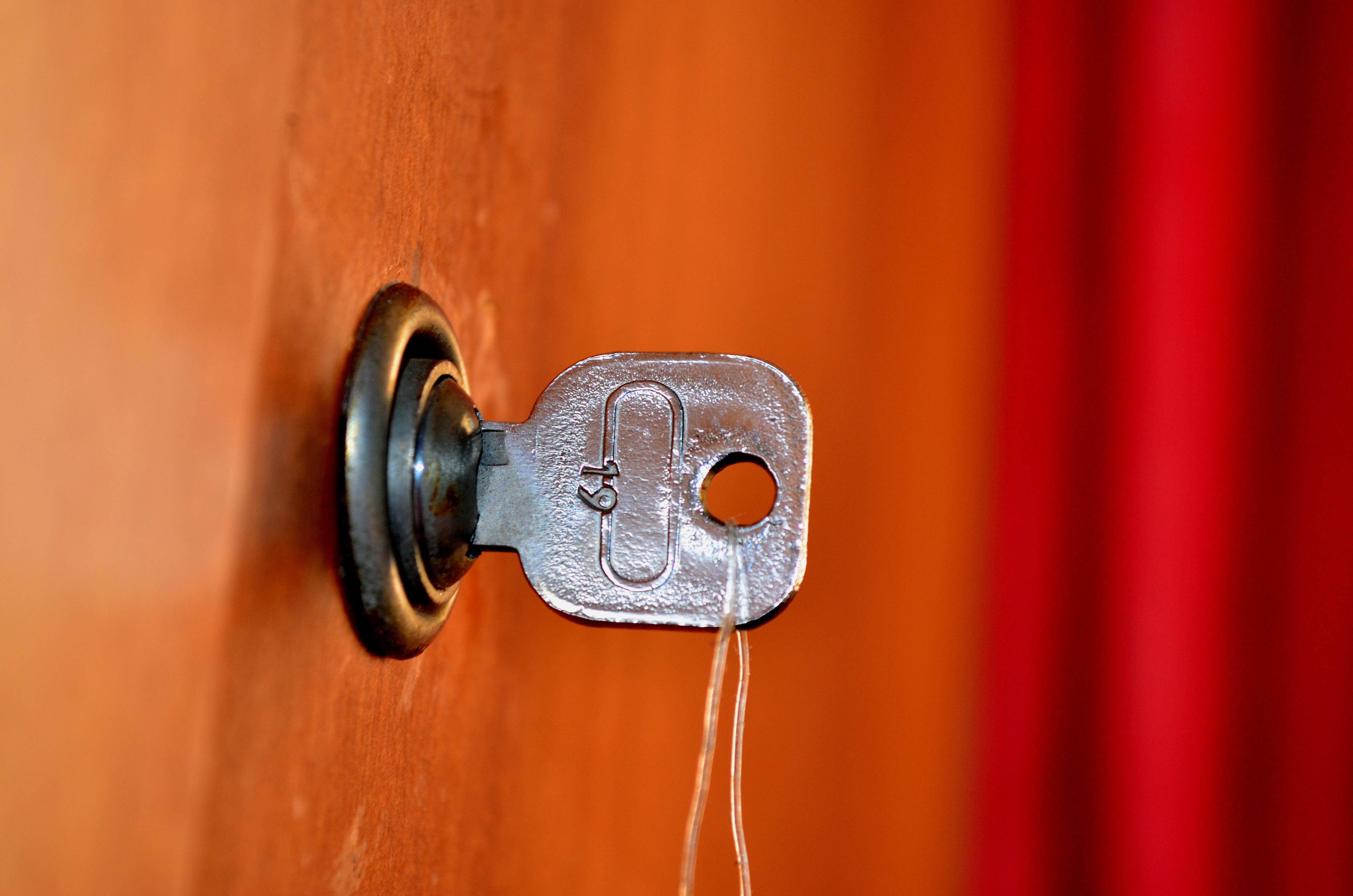 open guitar door security close up product keys lock keyhole locked unlock secure access & Free Images : open guitar door security close up product ...