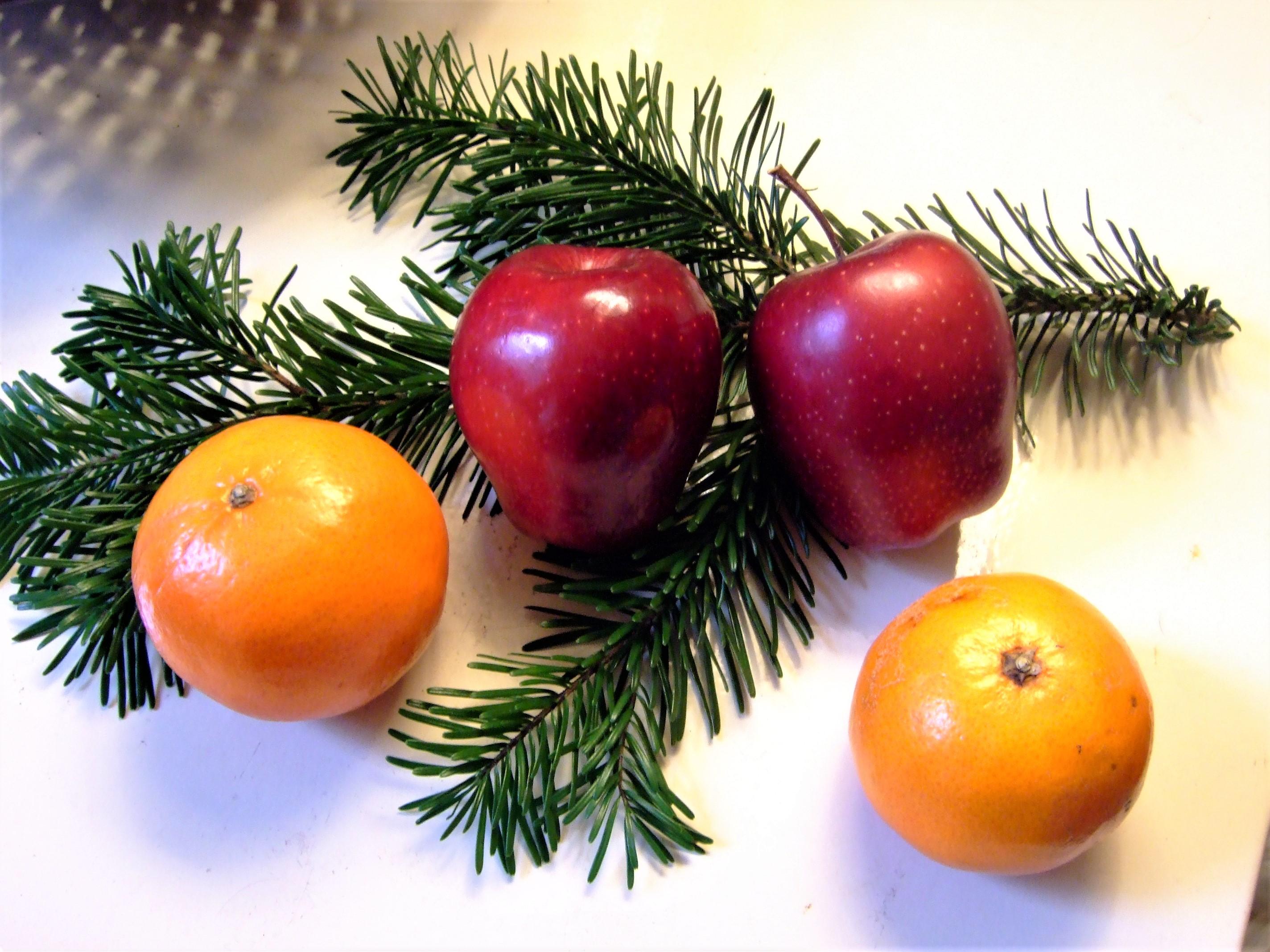 Christmas Tree Fruit Ornaments.Free Images Orange Natural Foods Fruit Vegetable