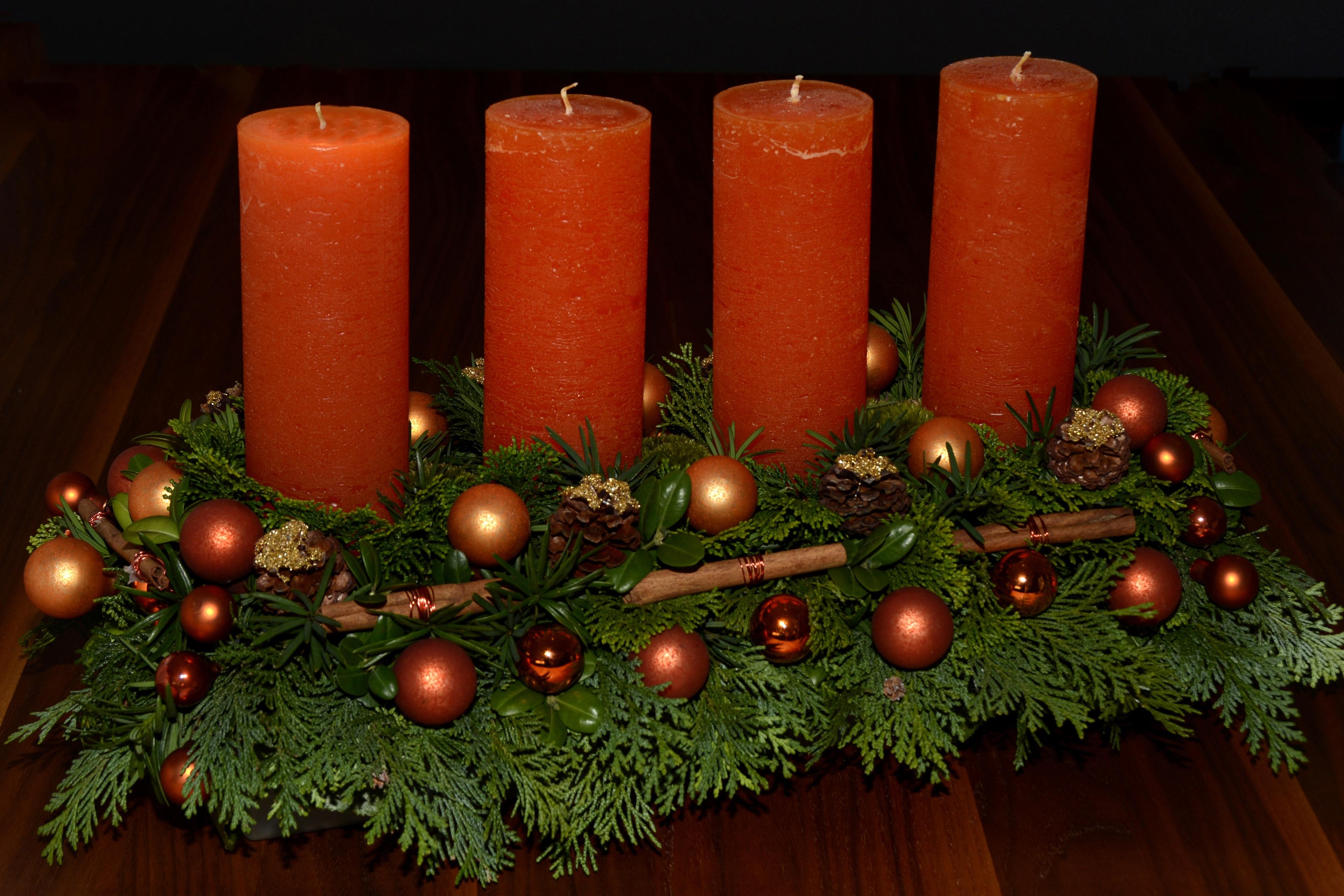 Weihnachtsbilder Mit Licht.Kostenlose Foto Orange Grün Produzieren Weihnachten