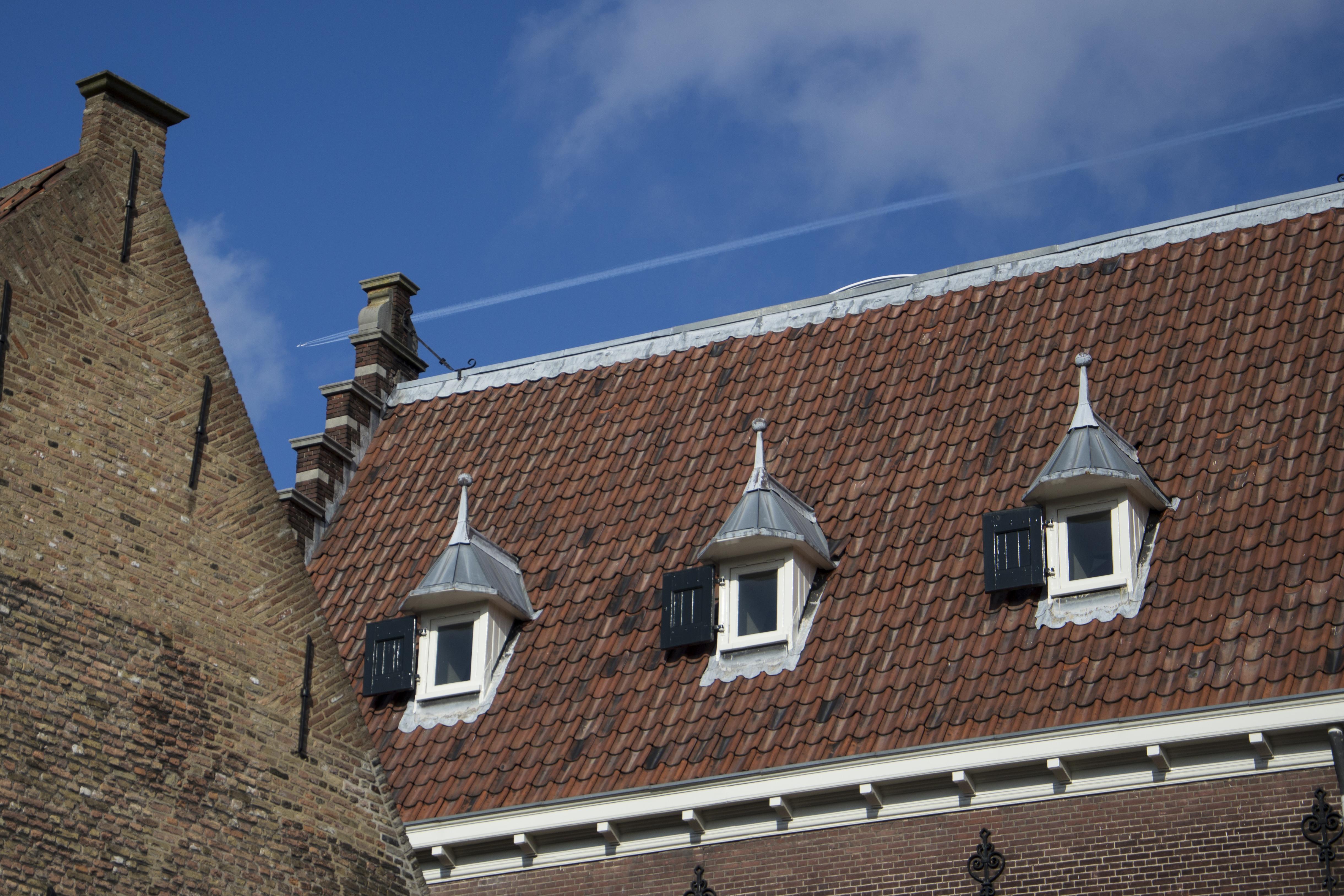 Окна на крышах красивые картинки