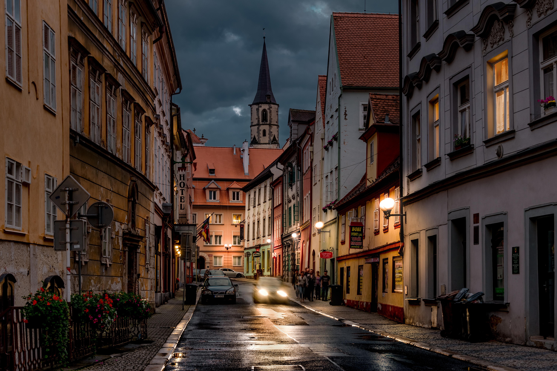 Днем россии, картинки в старину улицы в городах и загородные дороги