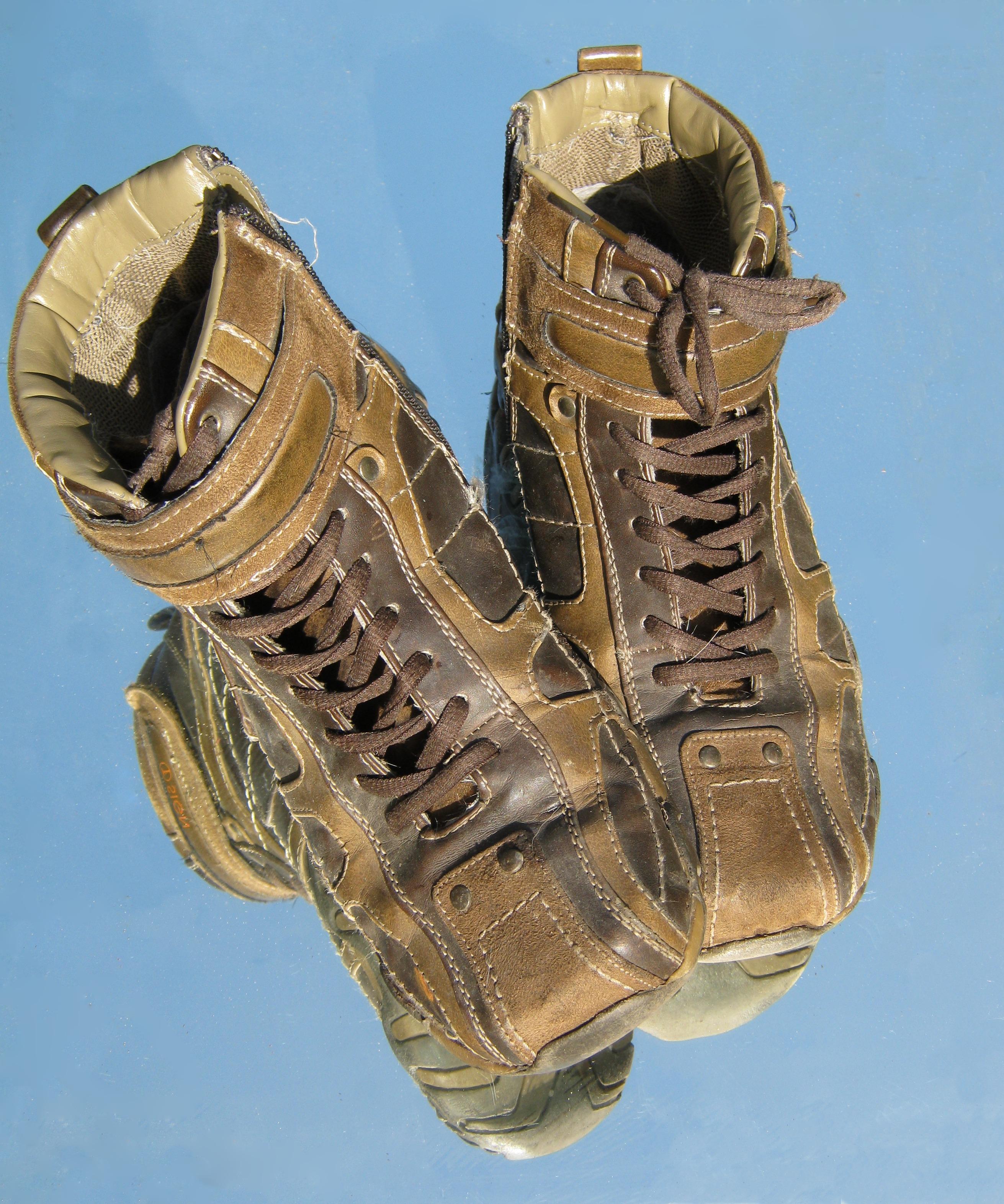 하이킹 신발