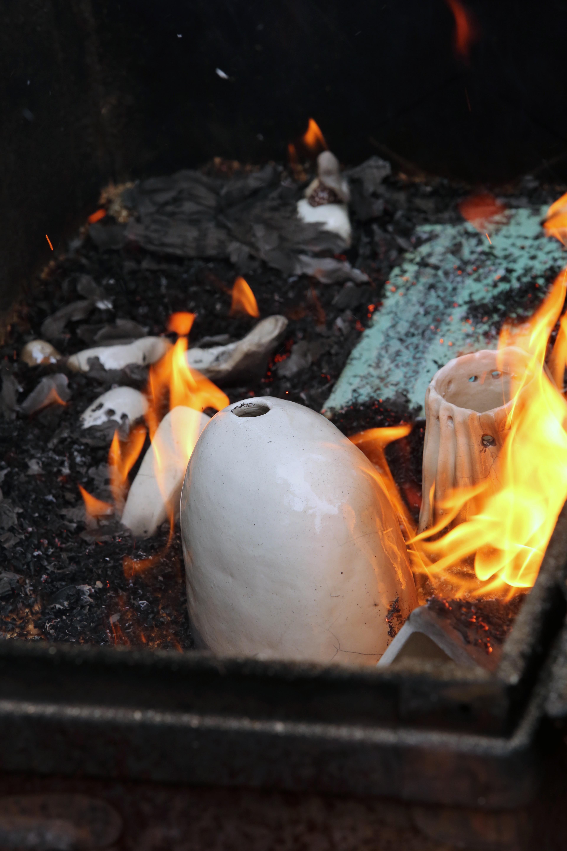 Fotoğraf Dış Mekan Yaprak Fransa Avrupa Seramik Kanun Ateş