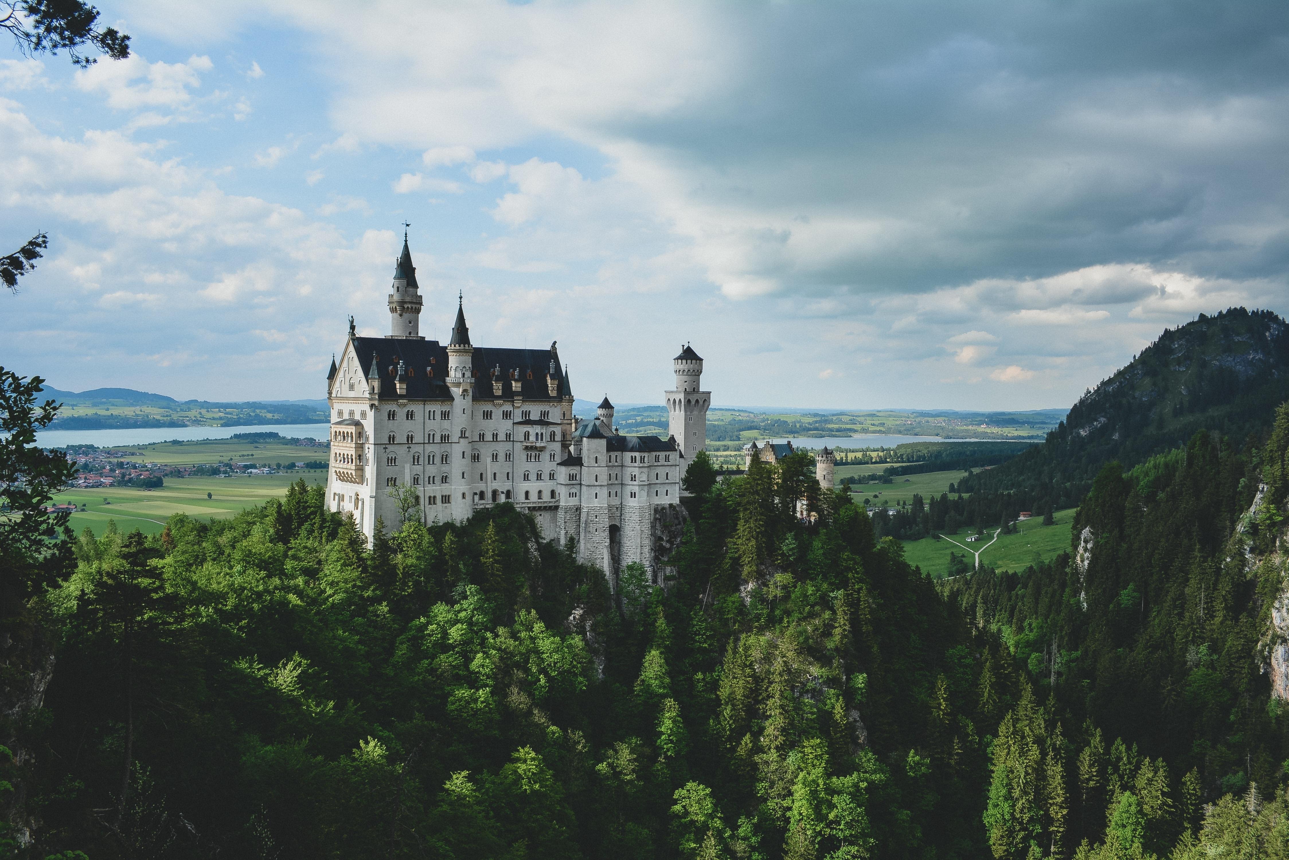 собрал картинка замок за горами самарской