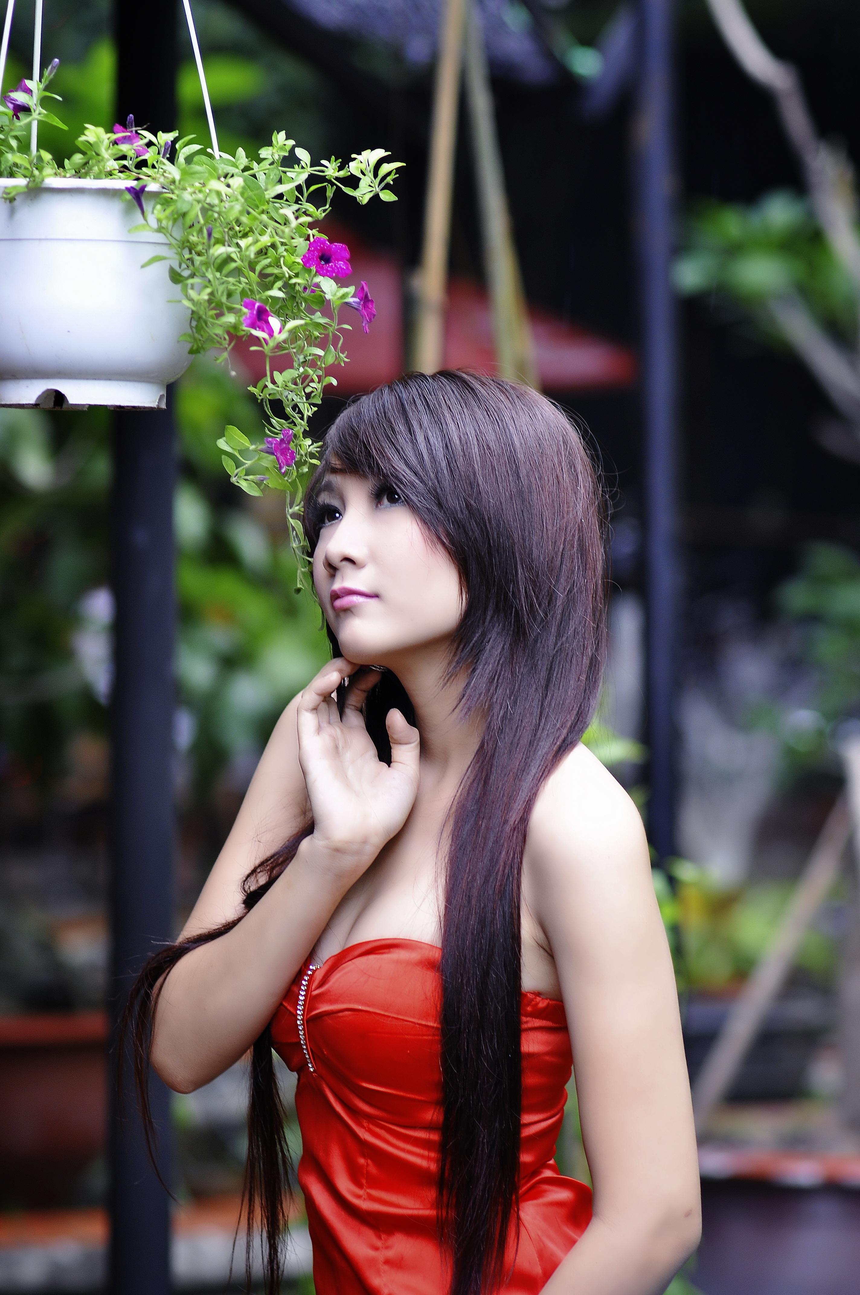 Pretty Asian Woman 29