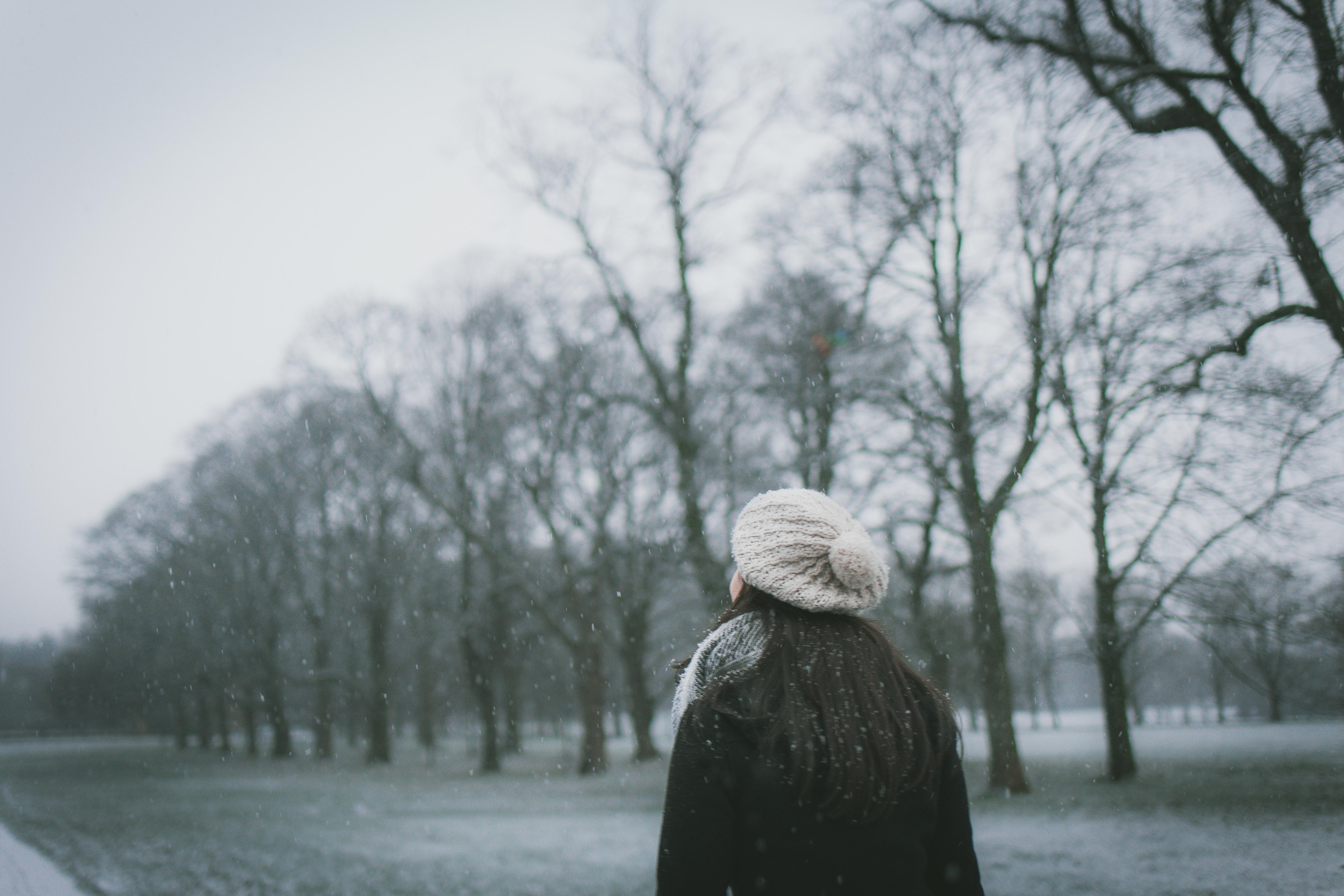 картинка одиночество снег стены почти