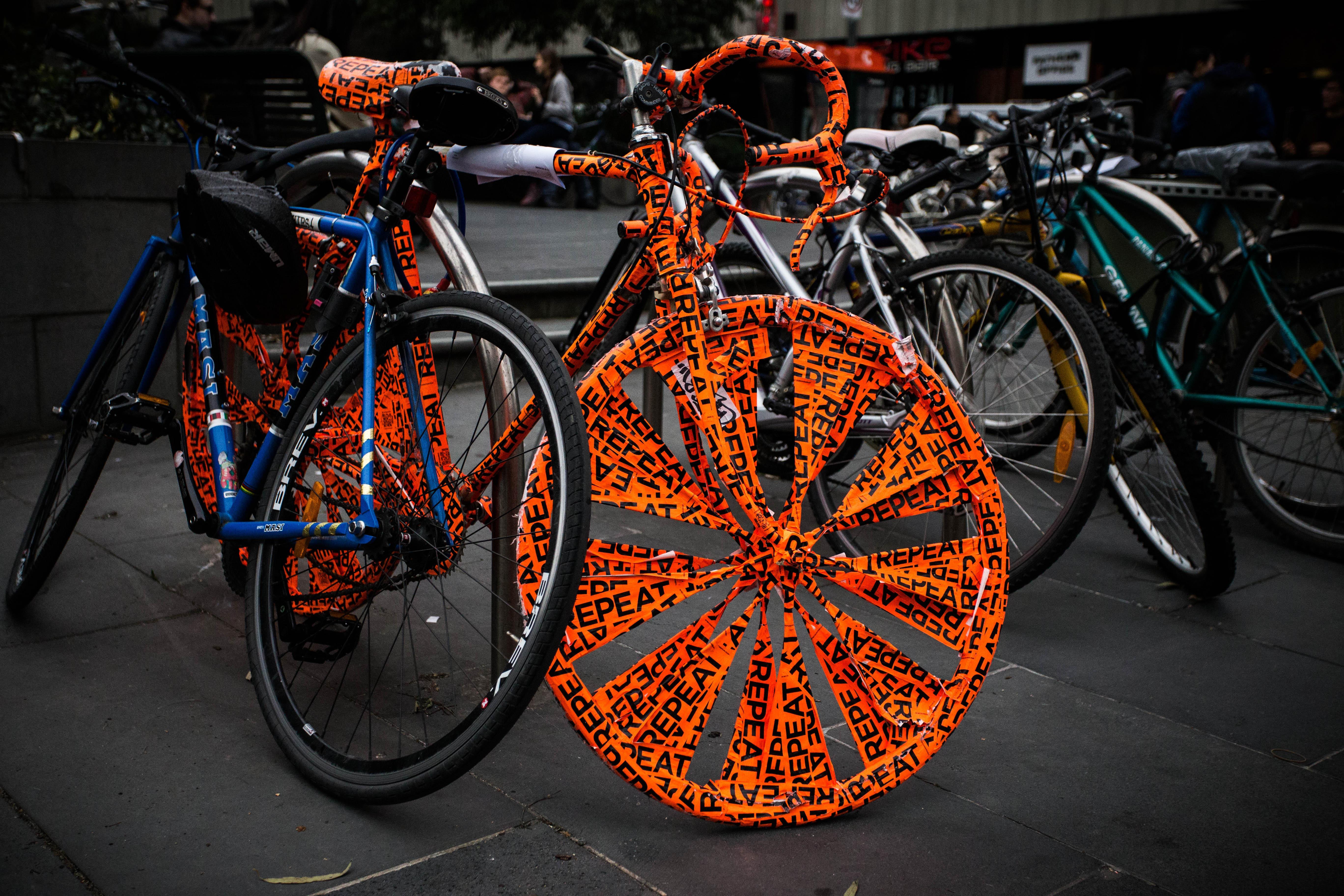 картинки яркие велосипеды нужно, иначе