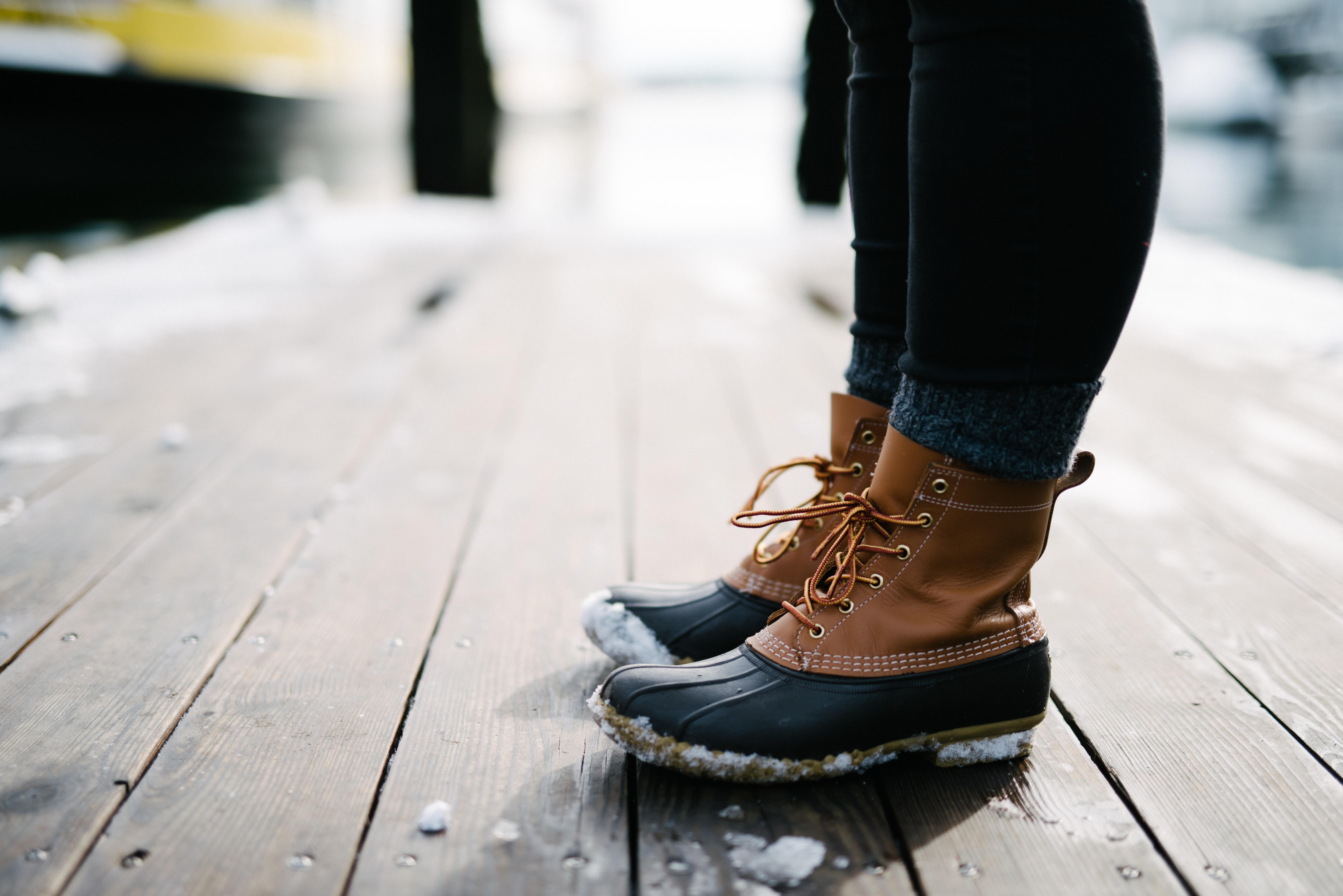 encanto de costo atarse en mejores zapatillas de deporte Fotos gratis : al aire libre, zapato, nieve, frío, invierno ...