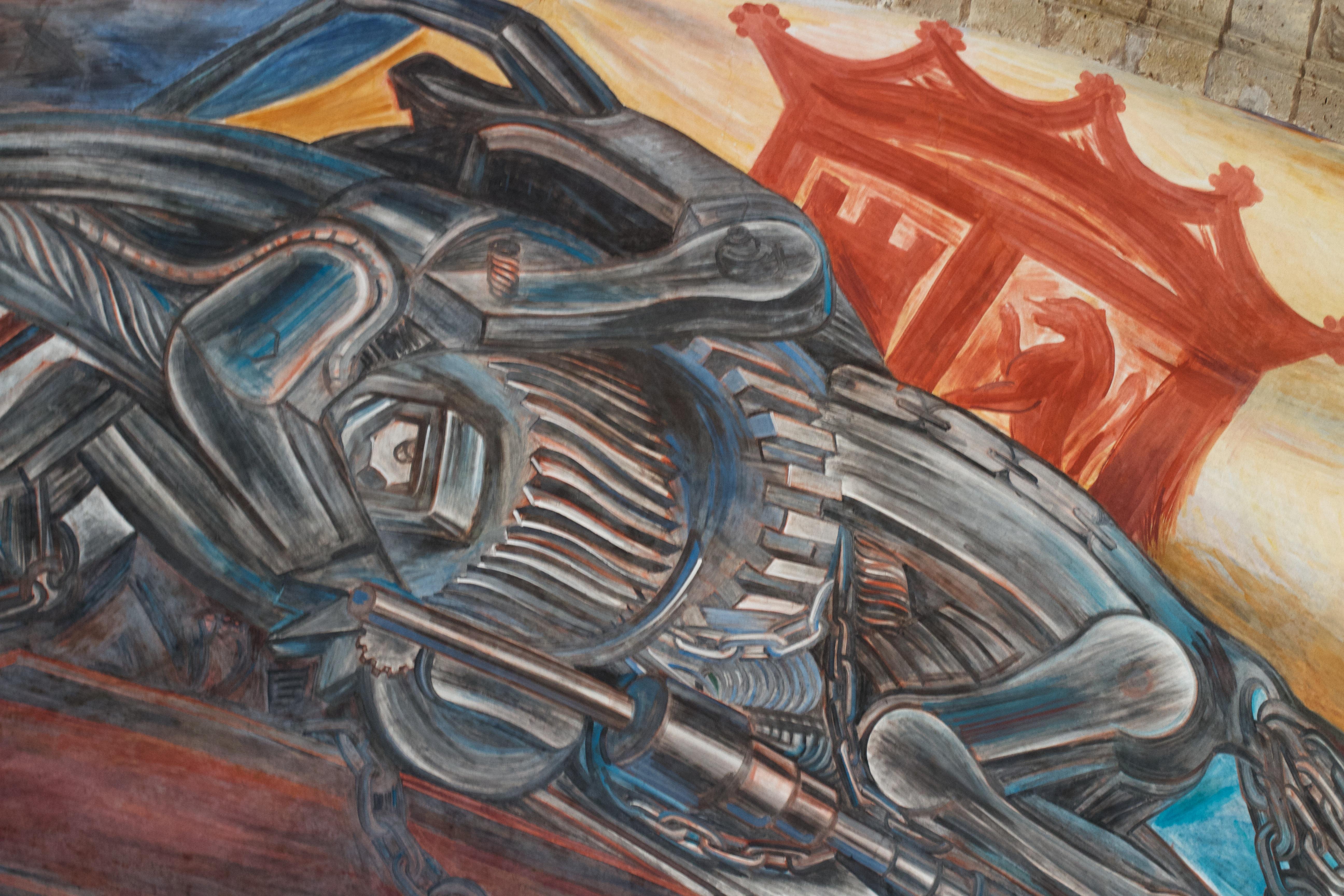 Fotos gratis pintura art bosquejo dibujo m jico for Aviso de ocasion mural guadalajara