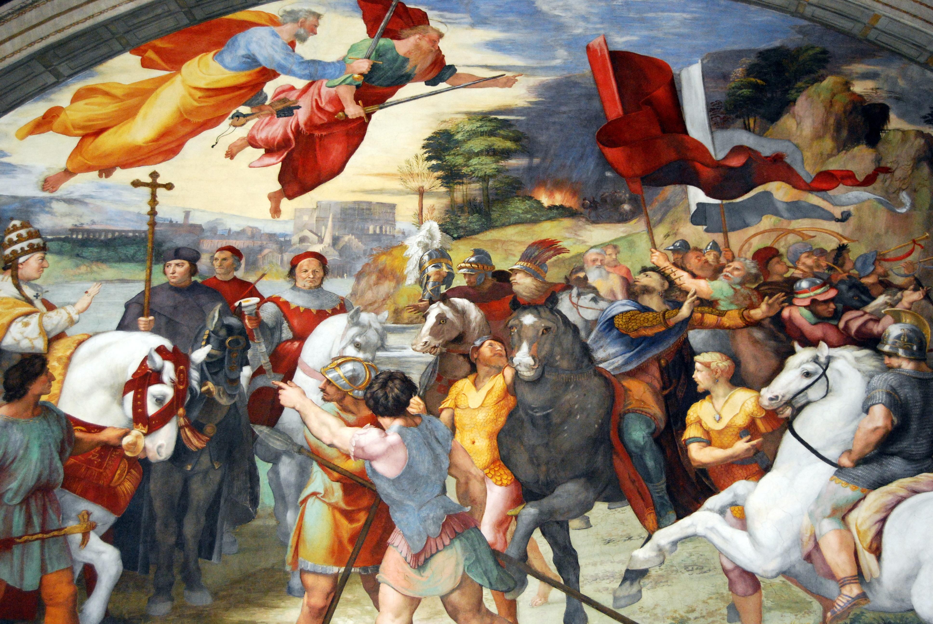 Best Bras 2017 >> Images Gratuites : La peinture, Vatican, mural, fresque ...