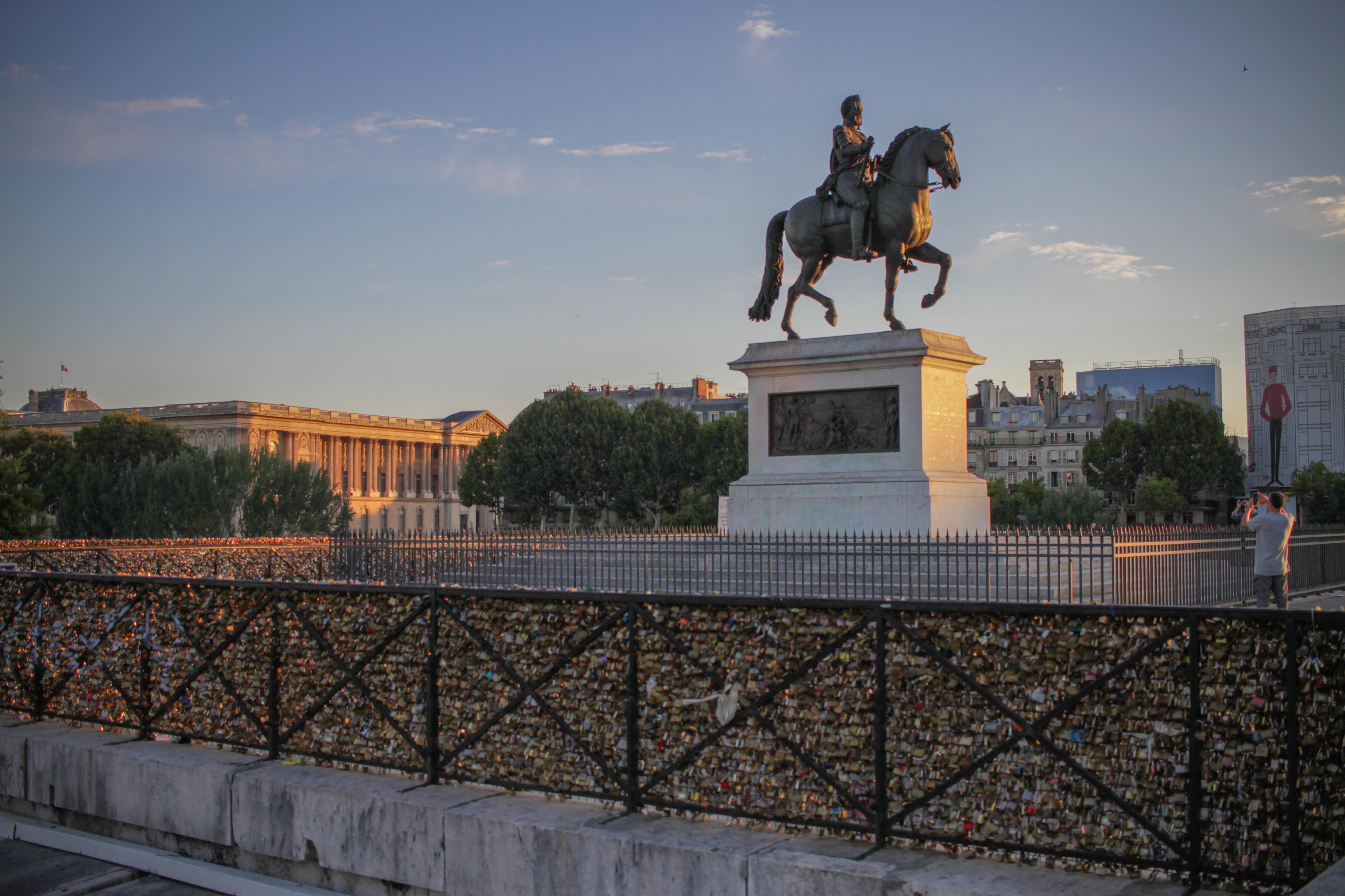 free images paris france landmark sky statue monument