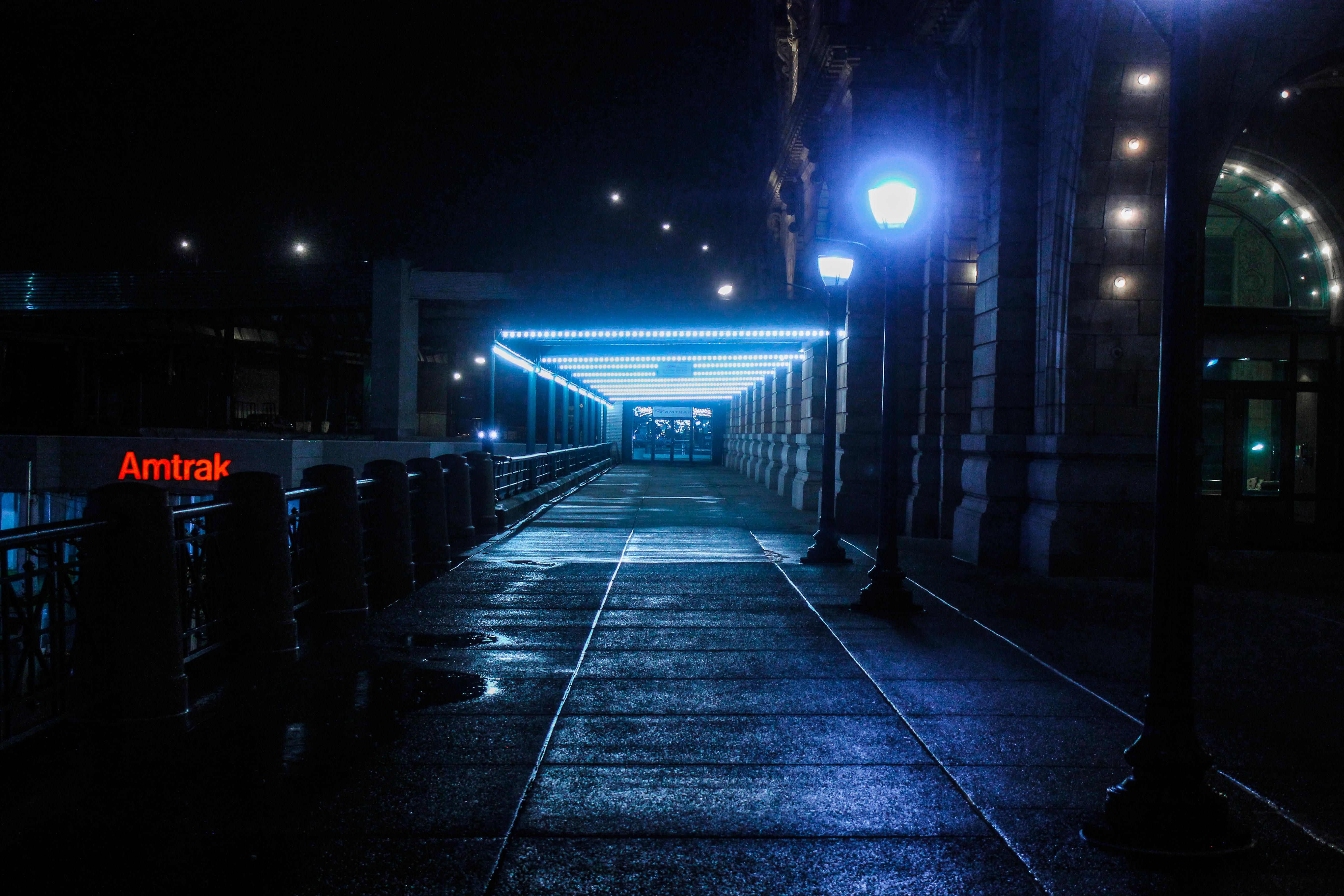 Blue Glow In The Dark Paint Outdoor