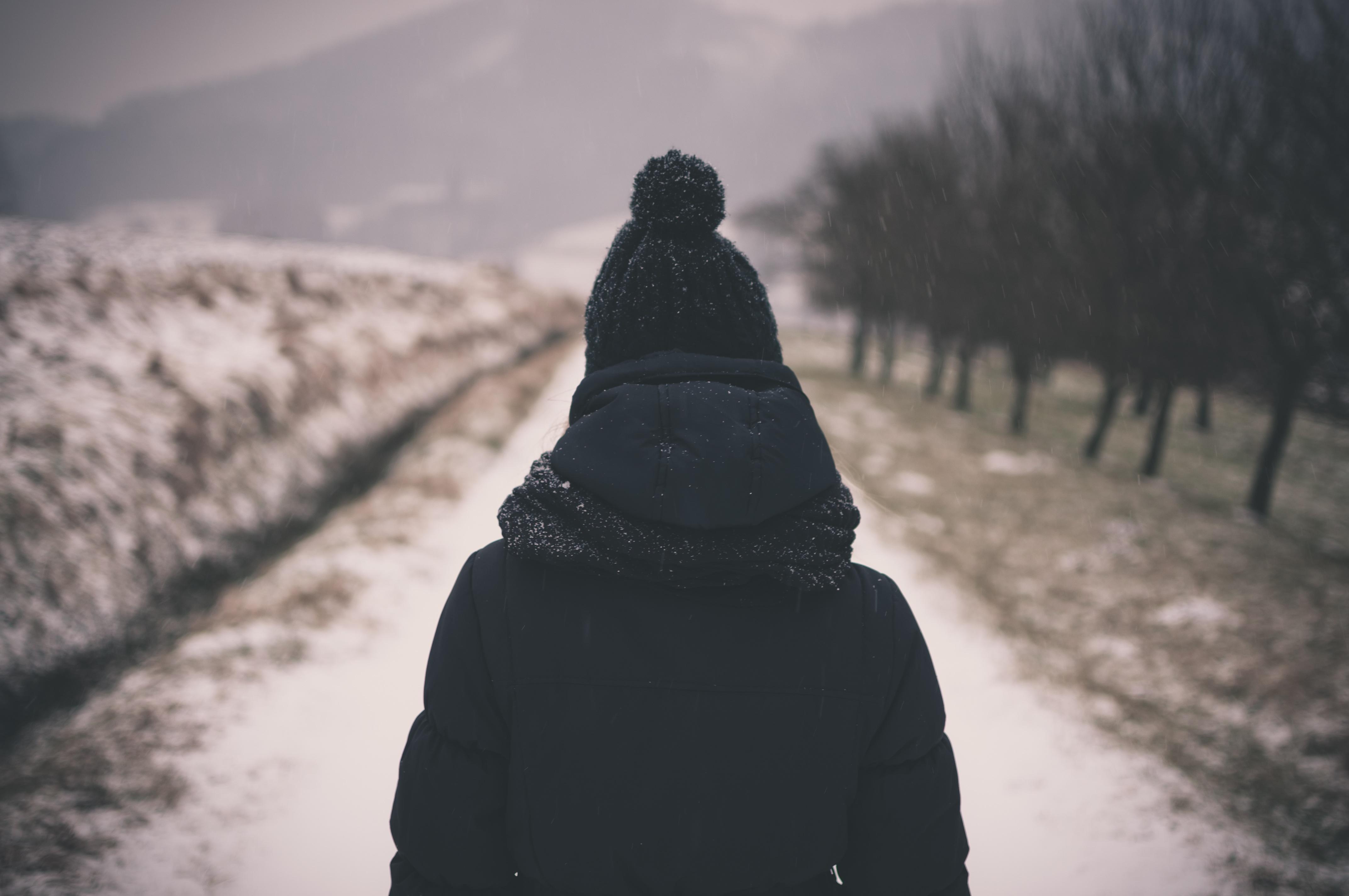 внимание, картинка одиночество снег этот год