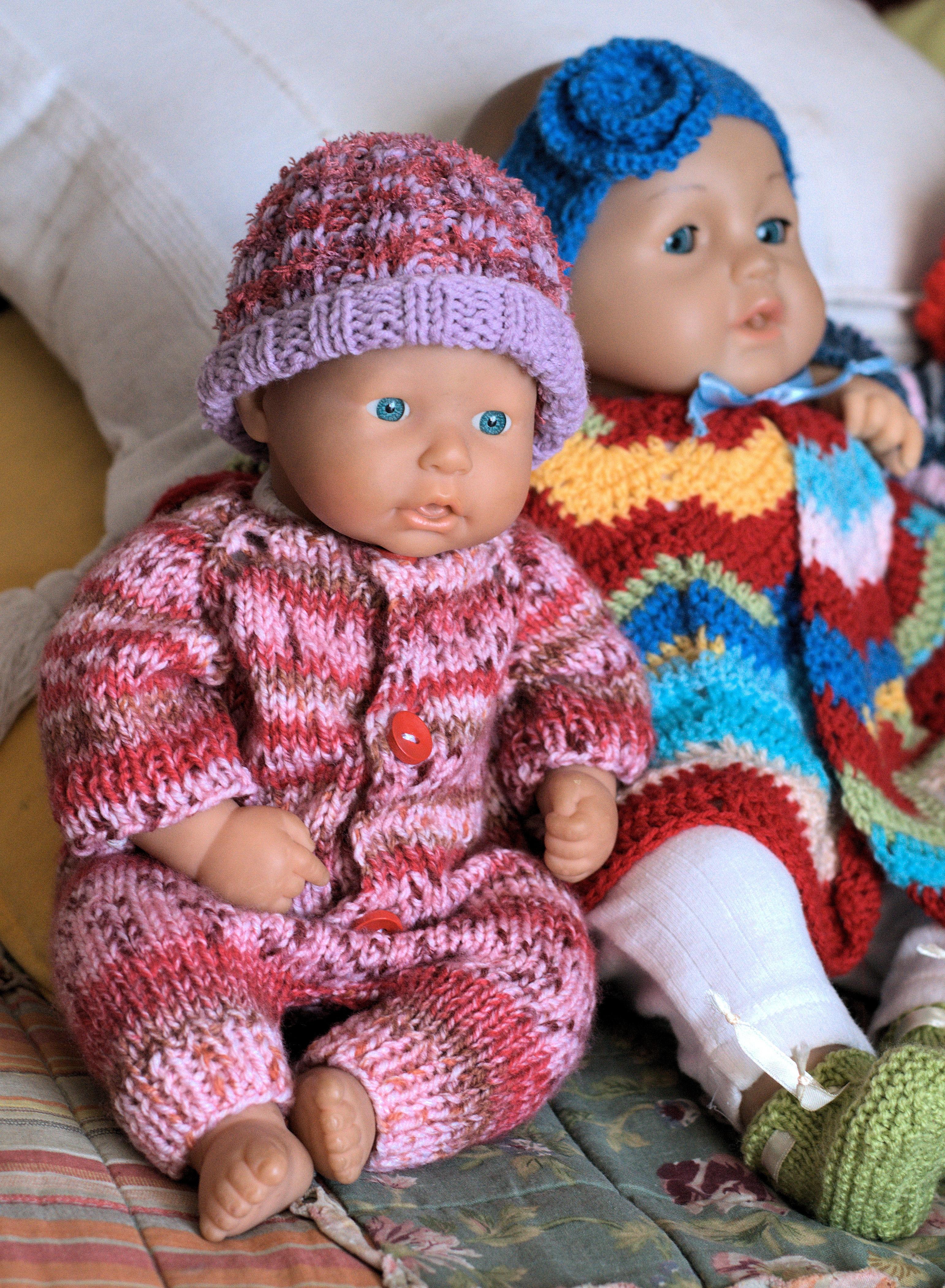 Kostenlose Foto Muster Kind Spielzeug Häkeln Stricken Puppe