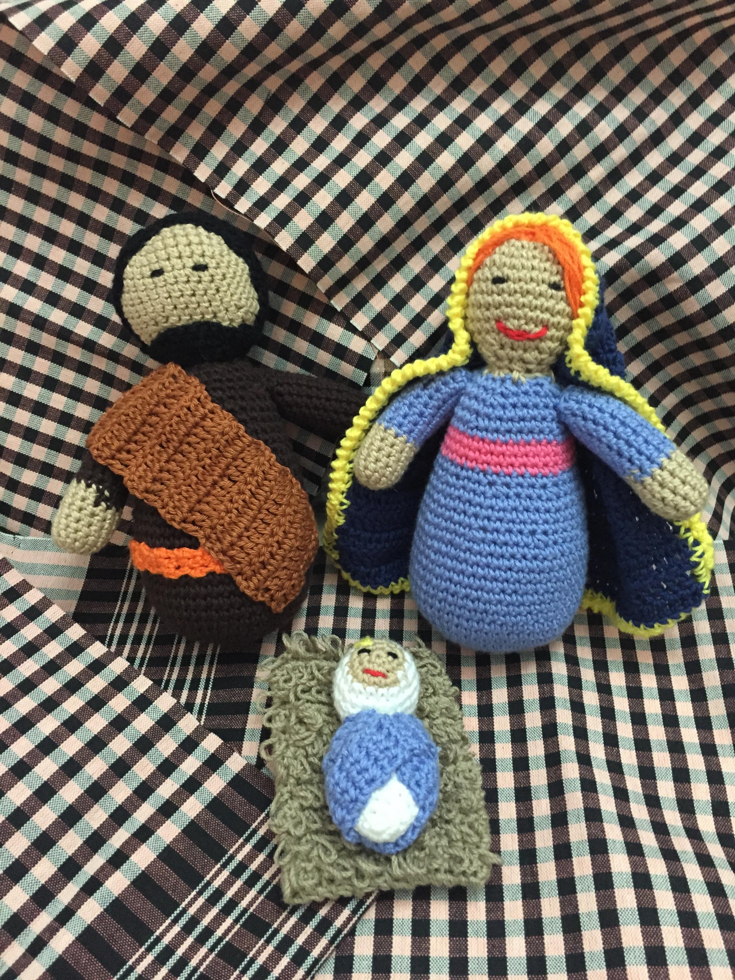 Gratis Afbeeldingen Patroon Kerstmis Speelgoed Haken Textiel