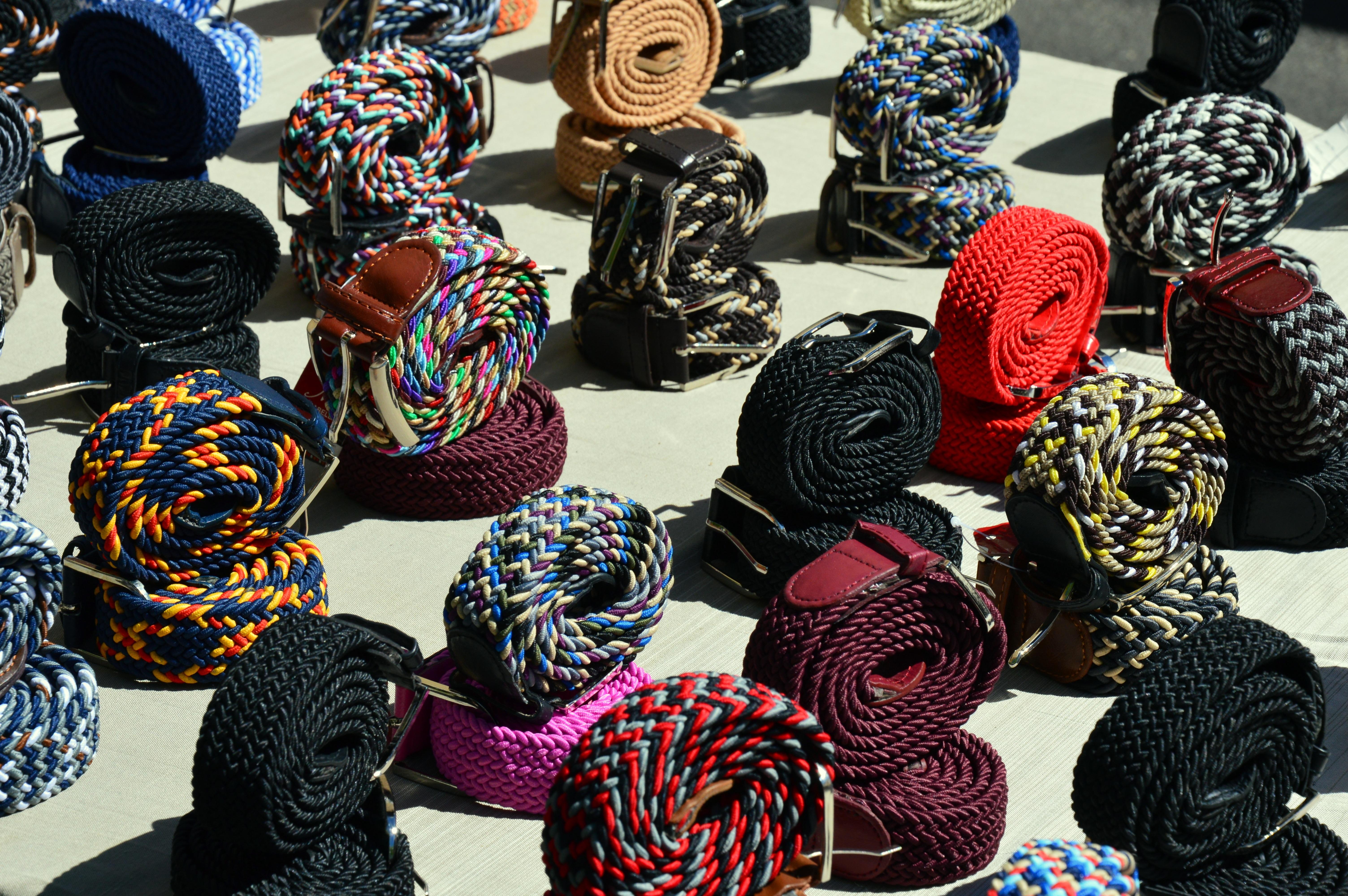 Free Images : pattern, color, hat, market, clothing, headgear, art ...