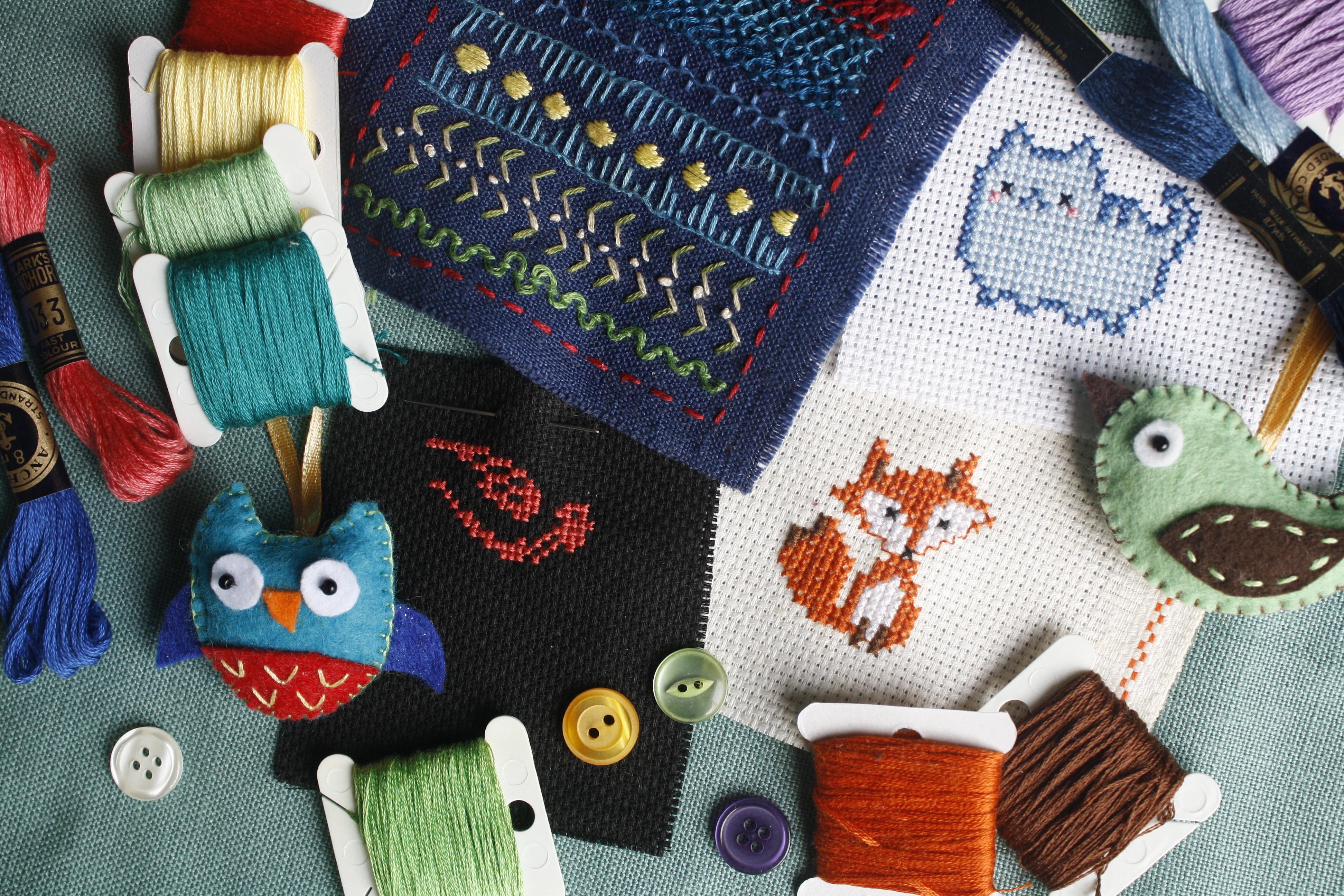 Fotos gratis : patrón, arte, de coser, hilo, tejer, tejido de punto ...