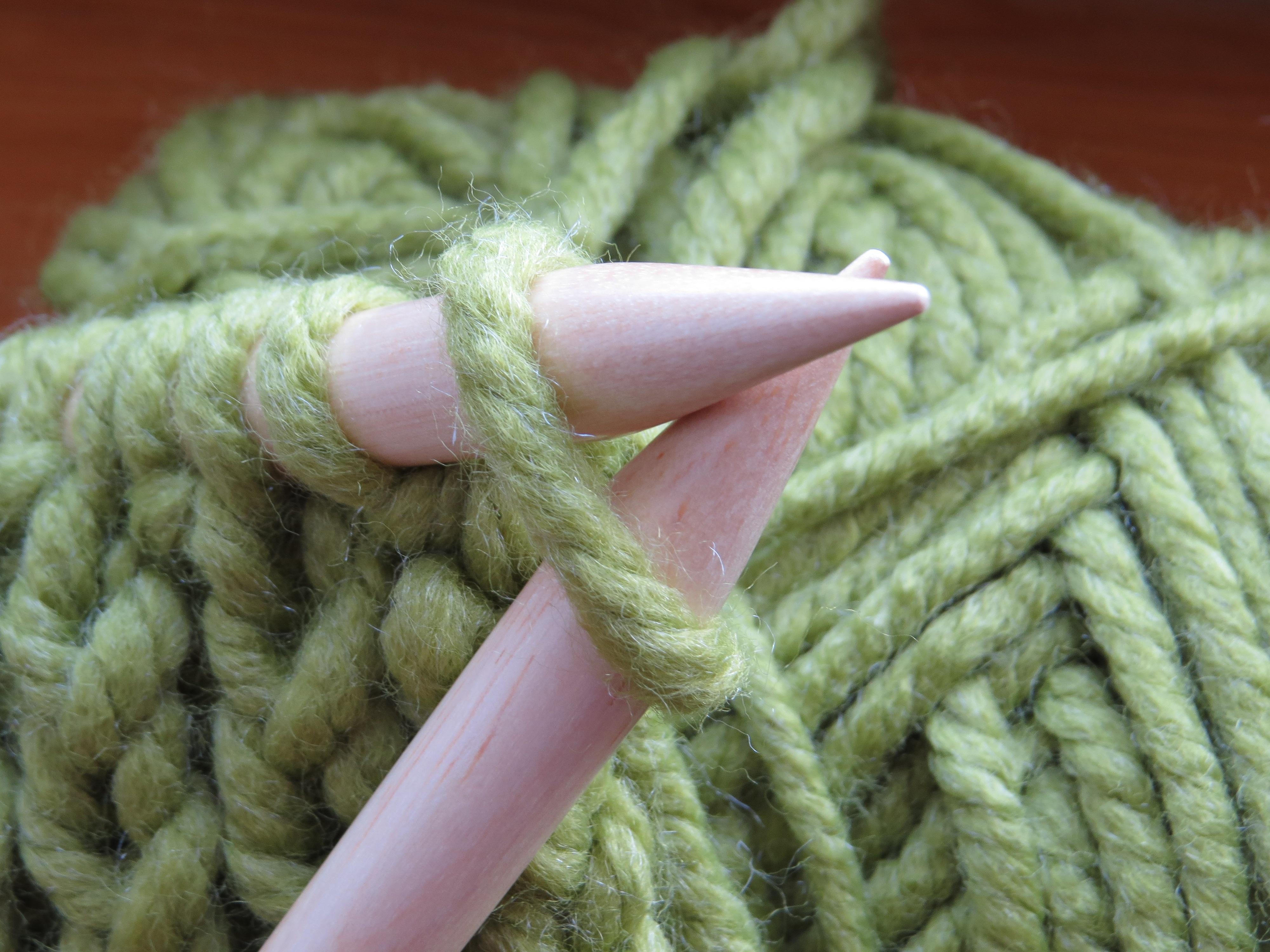 pelote de laine aiguille 6