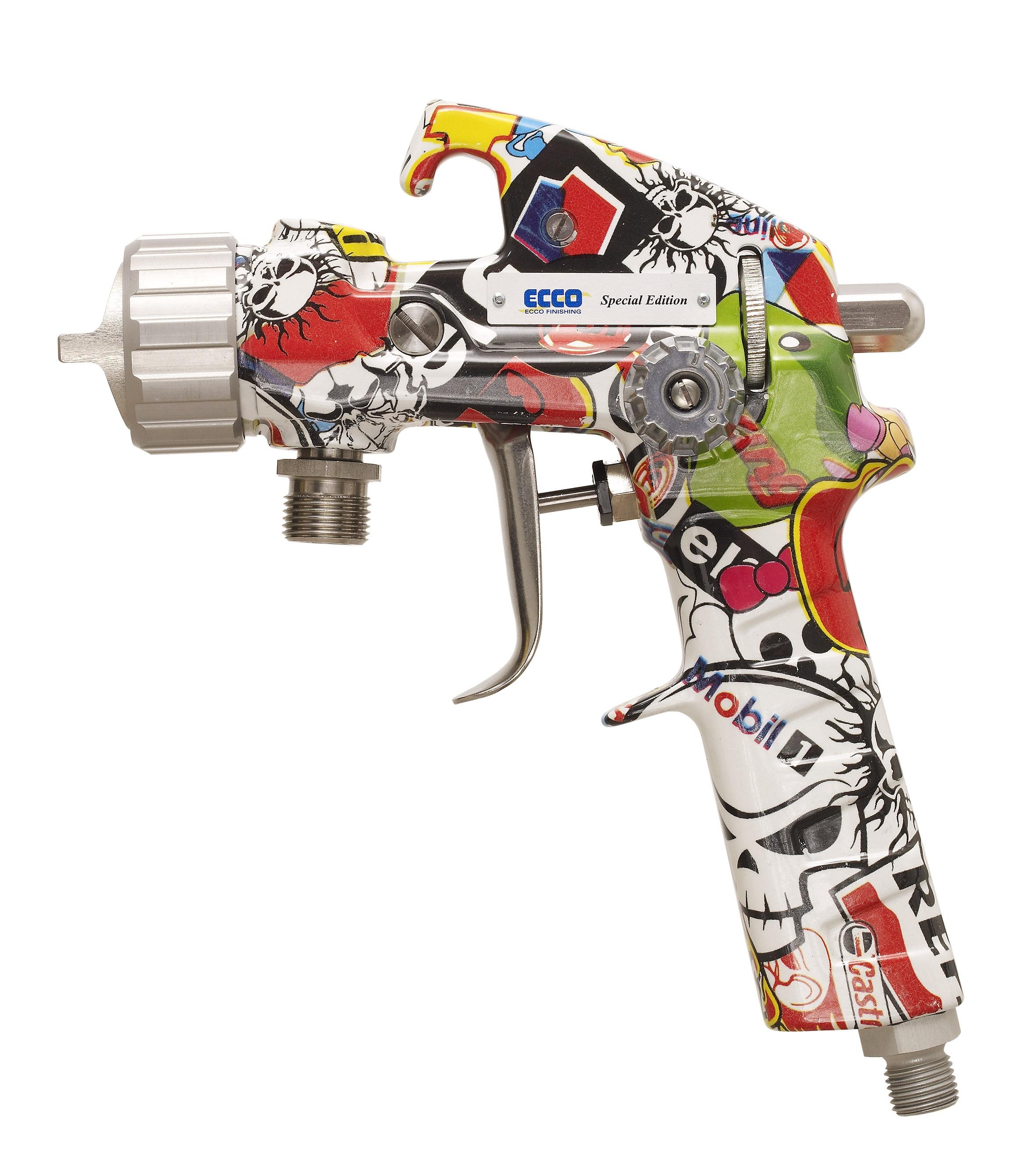 Fotoğraf Desen Makine Oyuncak Silah Boyama Hava
