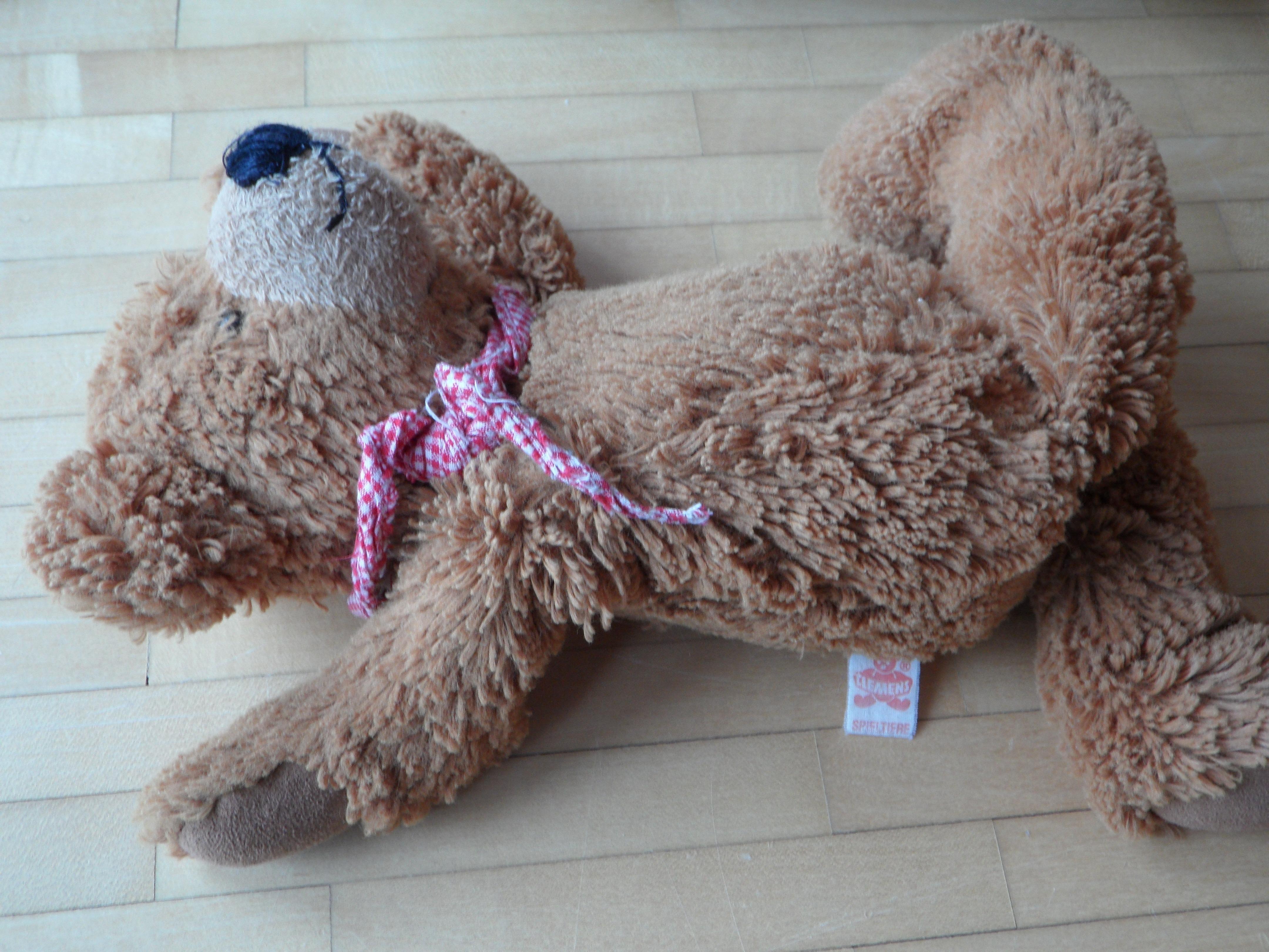 Fotos gratis : patrón, niño, solitario, juguete, material, oso de ...