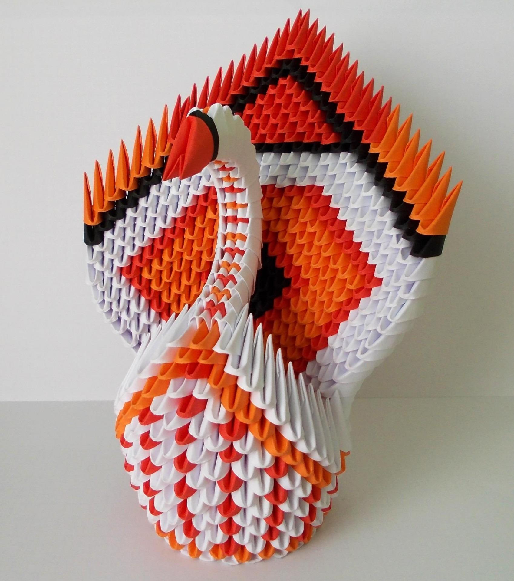 Images Gratuites Modèle Papier Crochet Cygne Art Arts