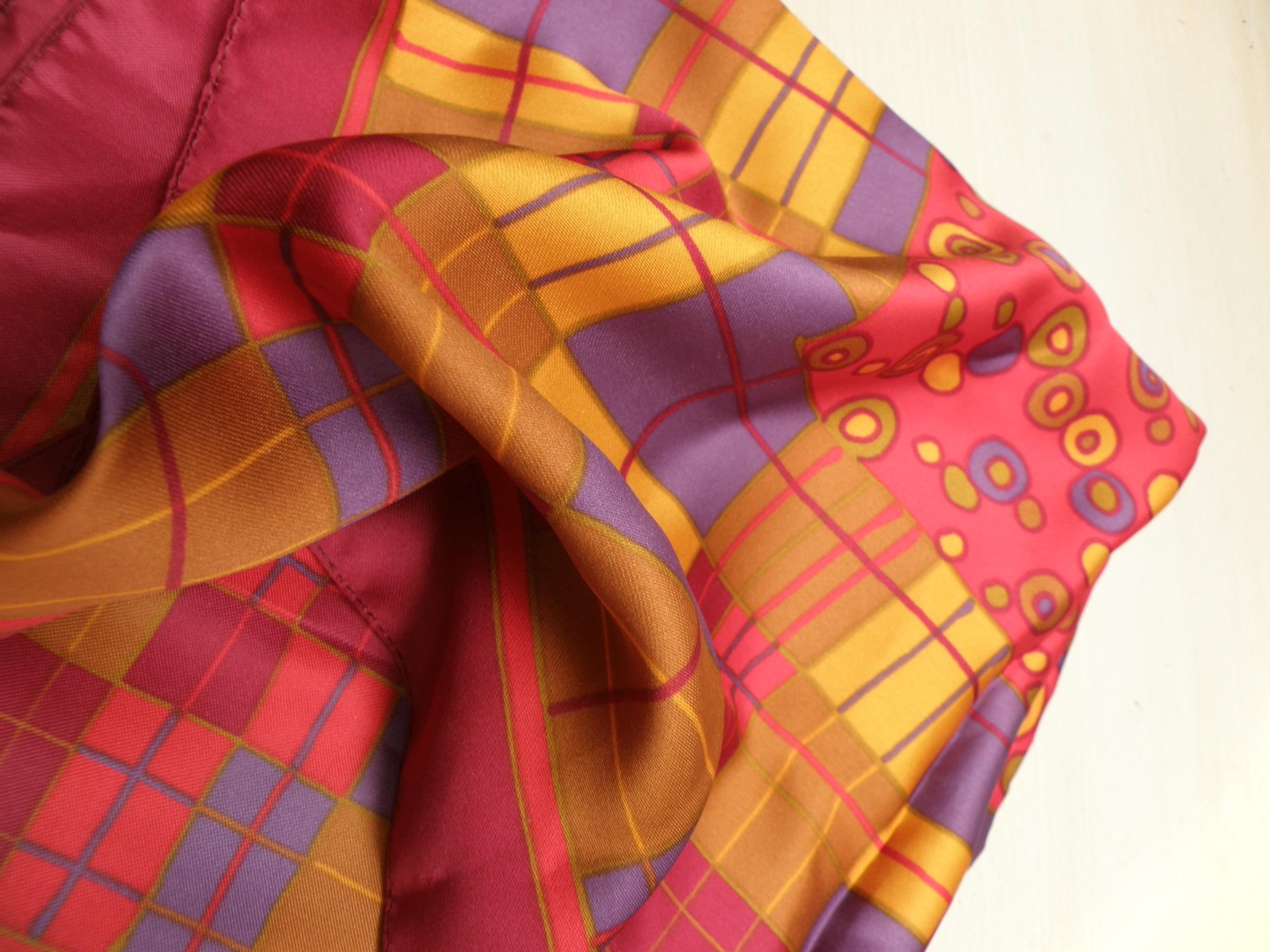 Fotos gratis : patrón, rojo, color, bufanda, material, impresión ...