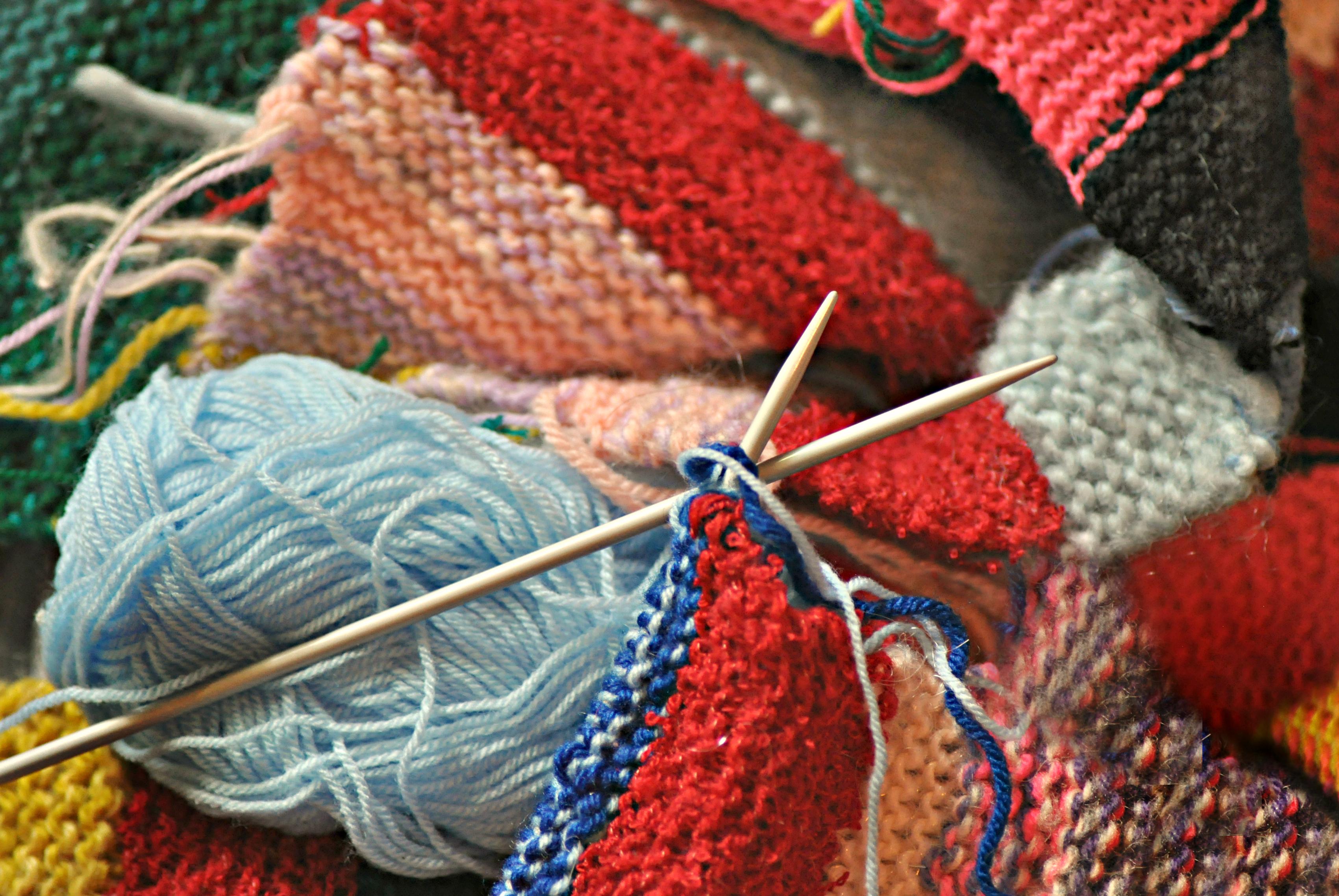 Рукоделие новое вязание
