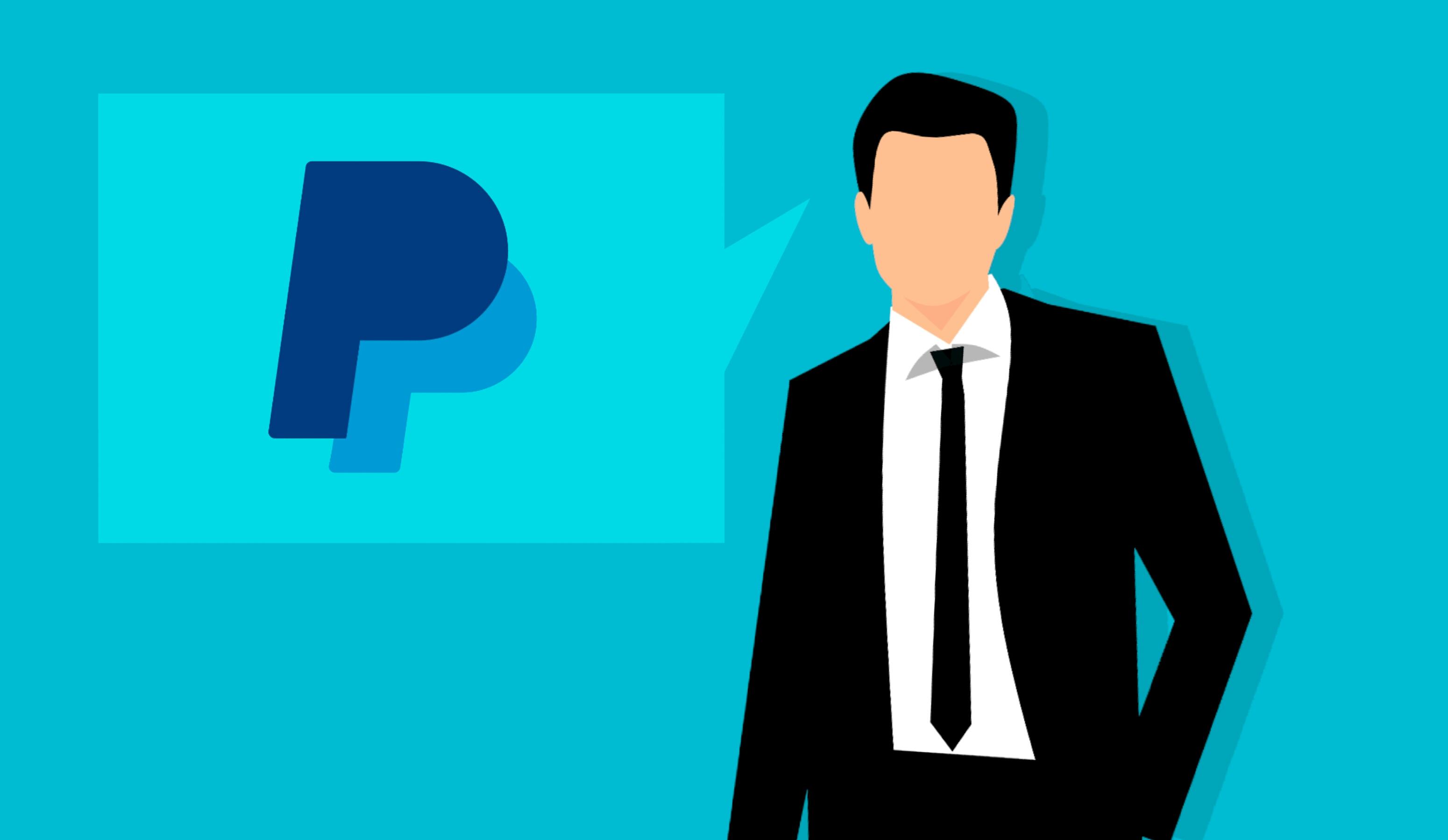 Immagini Belle Paypal Logo Marca Pagare Pagamento I Soldi Pp