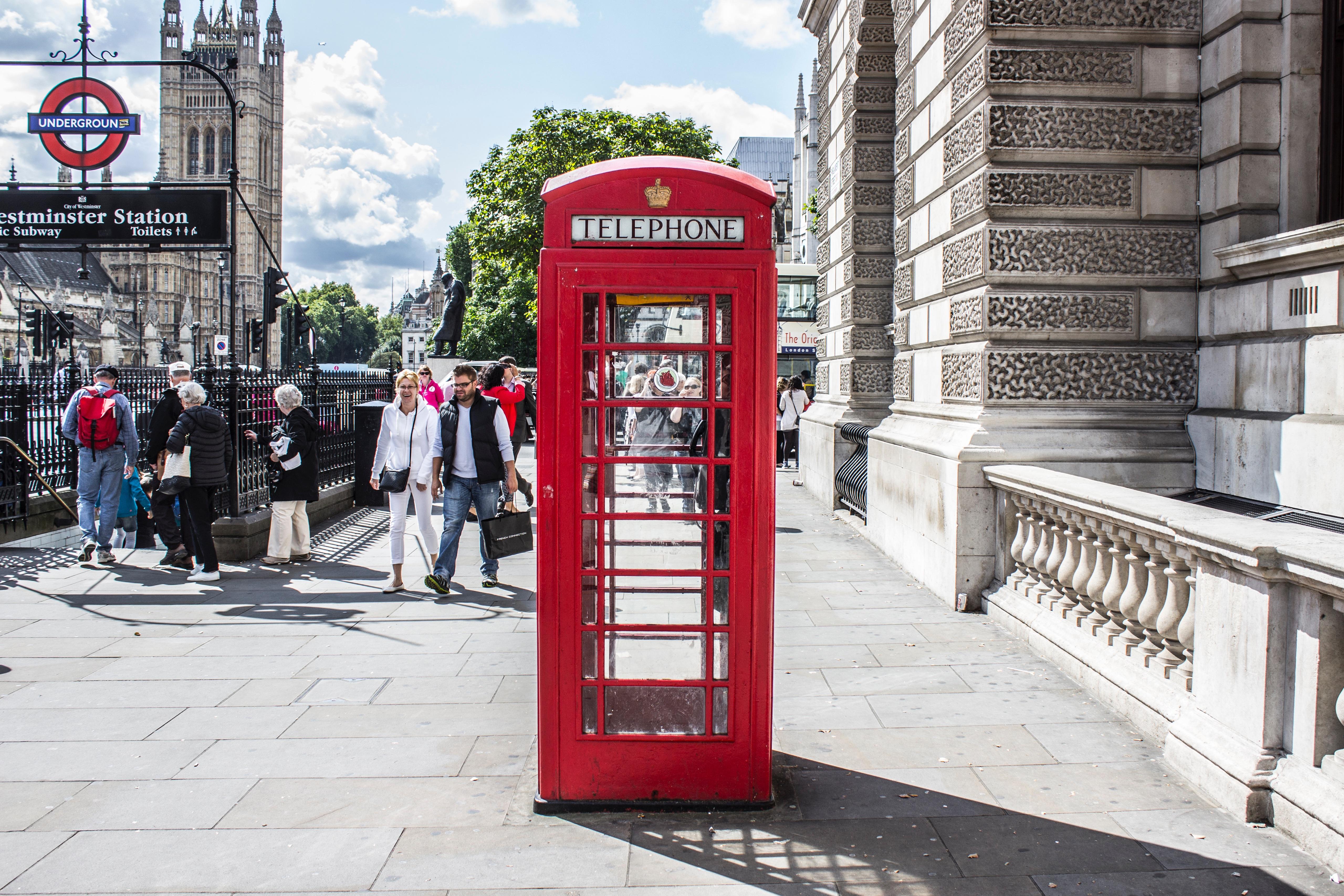 Лондонские телефонные будки картинки
