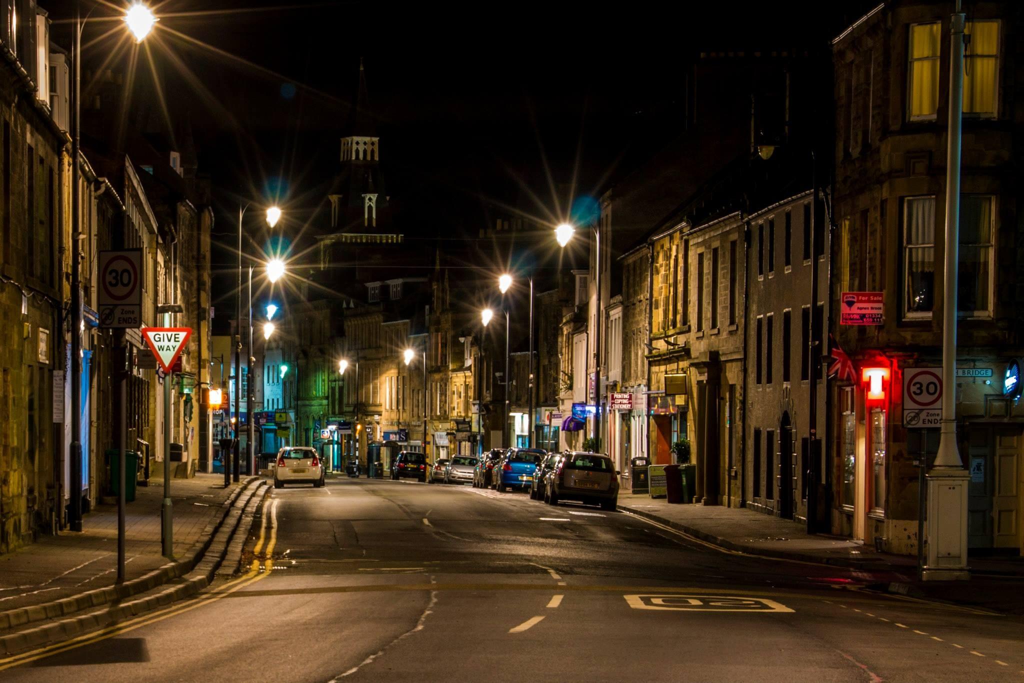 использованию картинки улица города ночью том, как