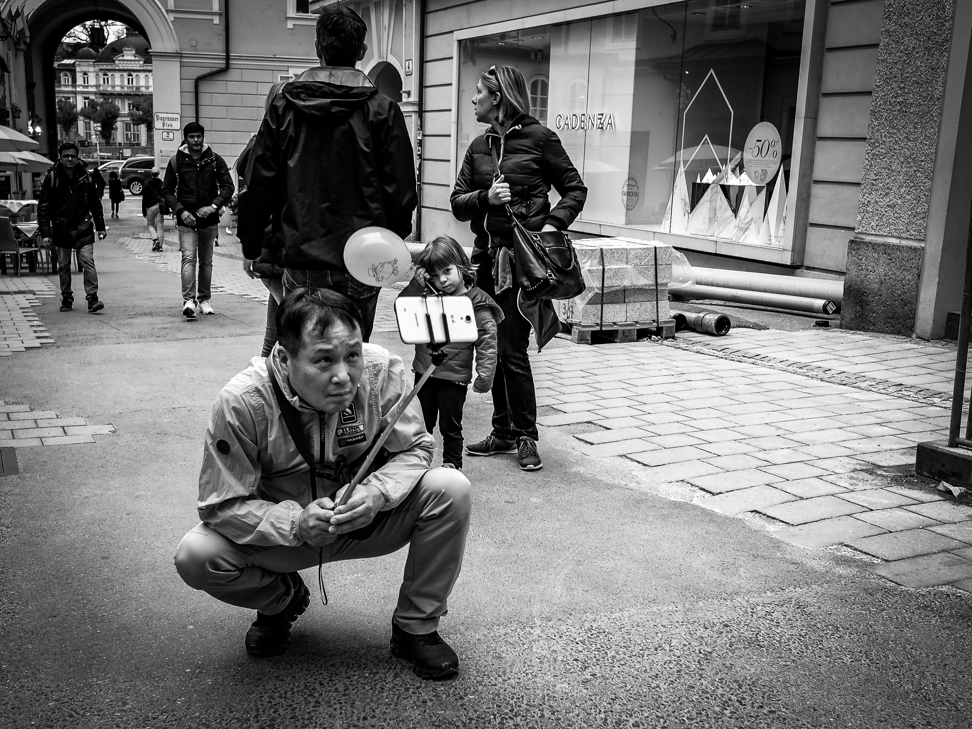 егорьевск это фото уличных человек первоклассники