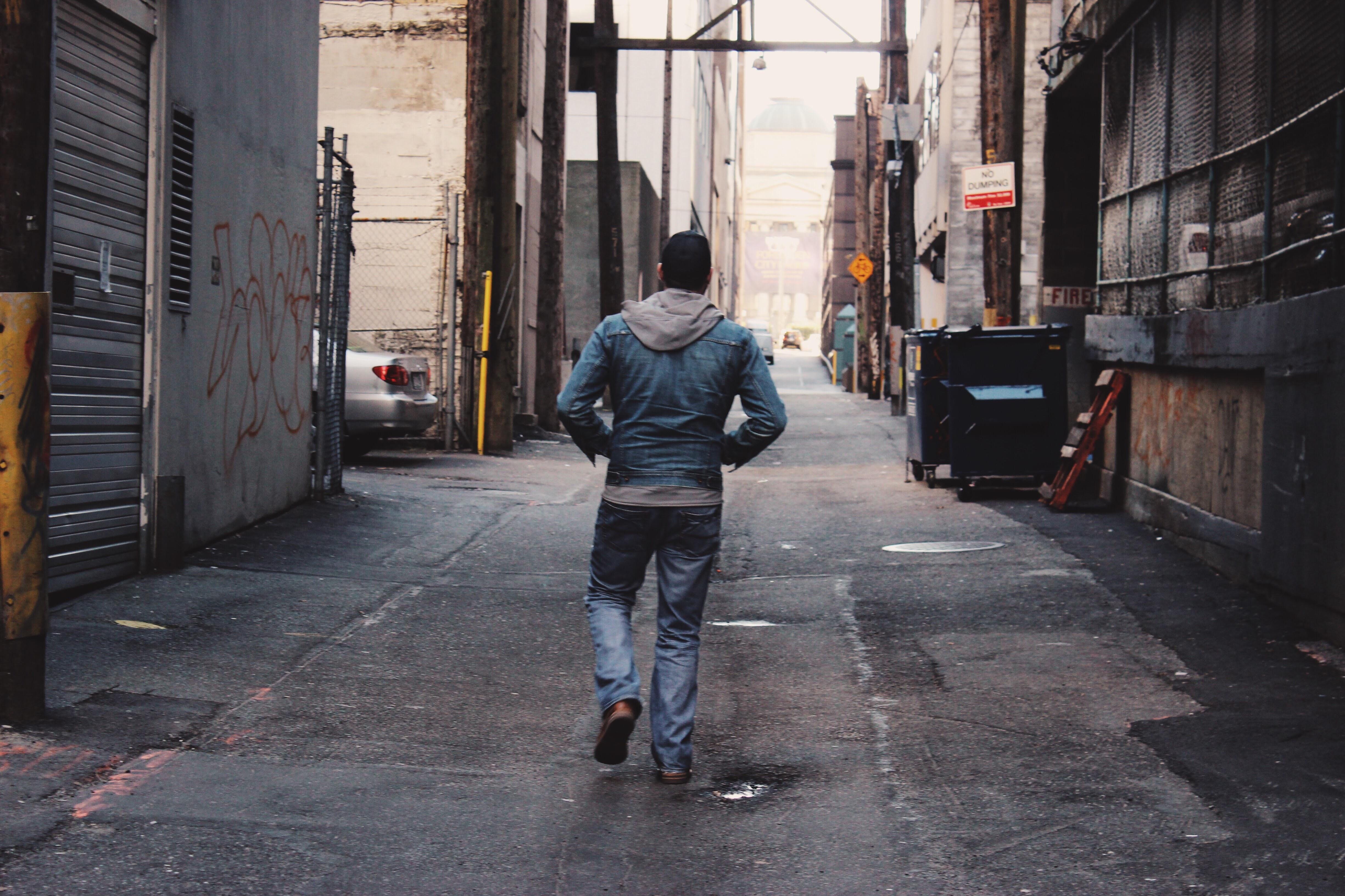 фото уличных человек аниме