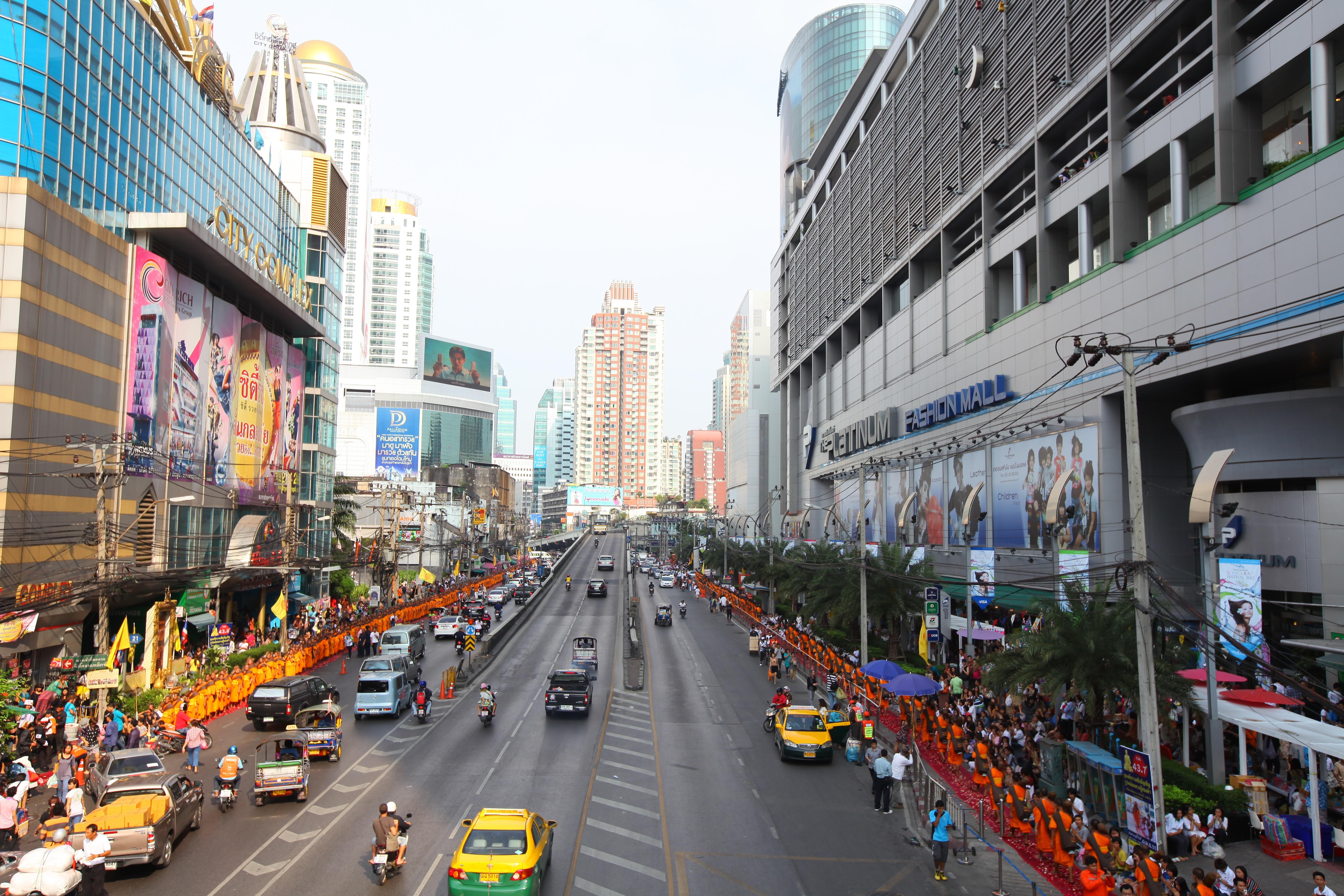 Thai infra city