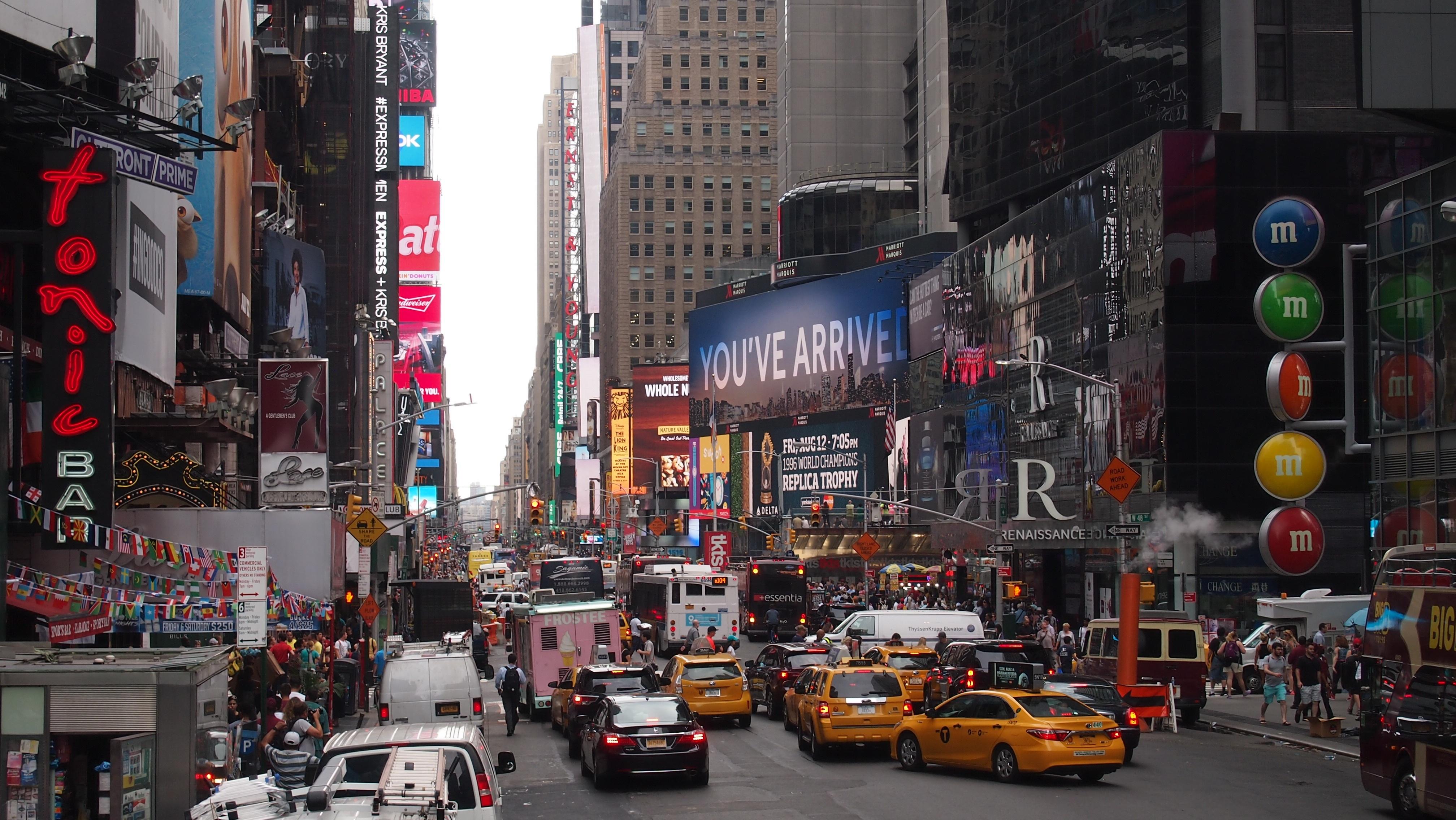 New York Innenstadt
