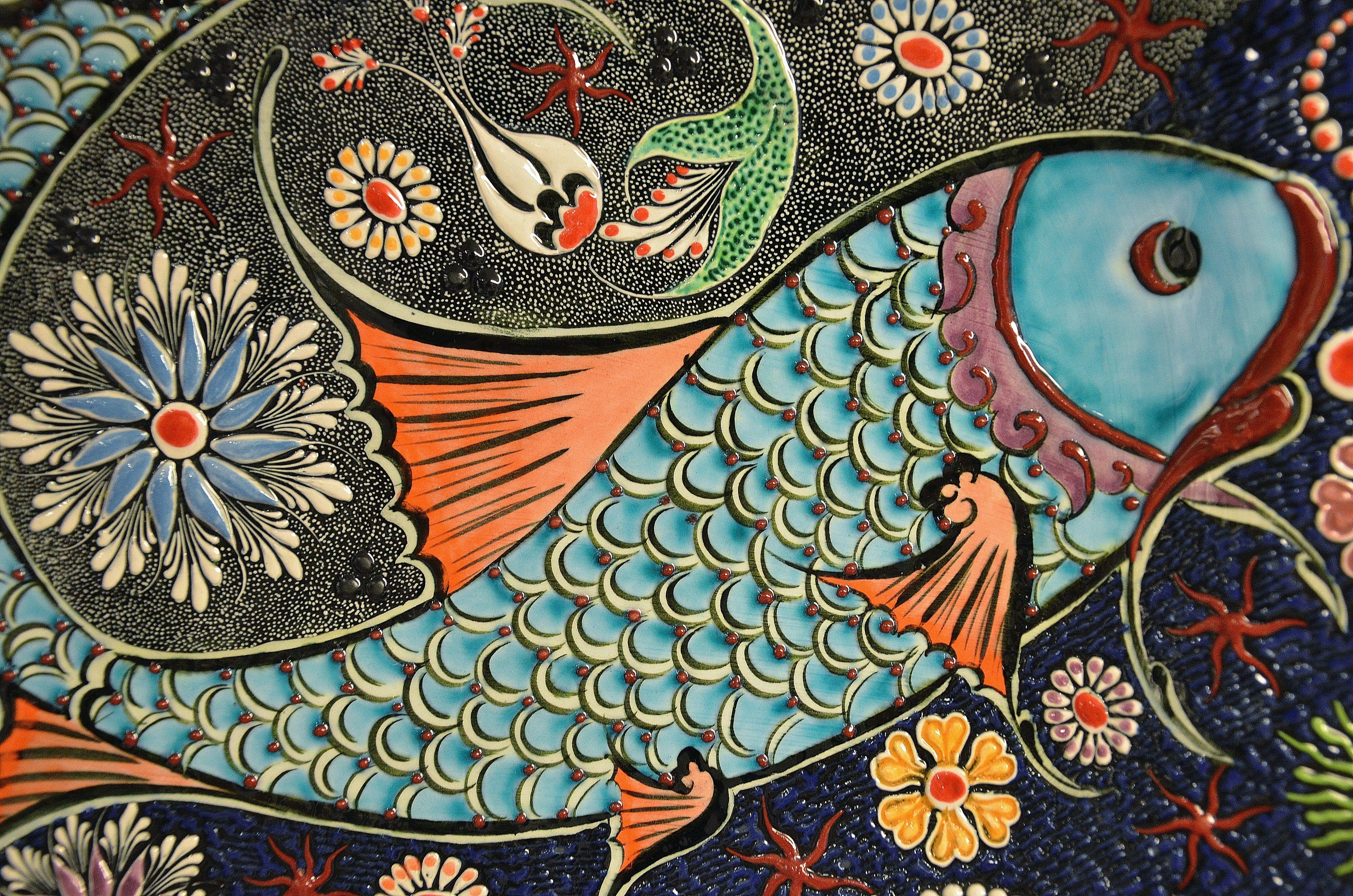 Free images pencil pattern ceramic artistic tile colorful pencil pattern ceramic artistic tile colorful artwork painting flowers art illustration design decorative mosaic mural colours dailygadgetfo Gallery