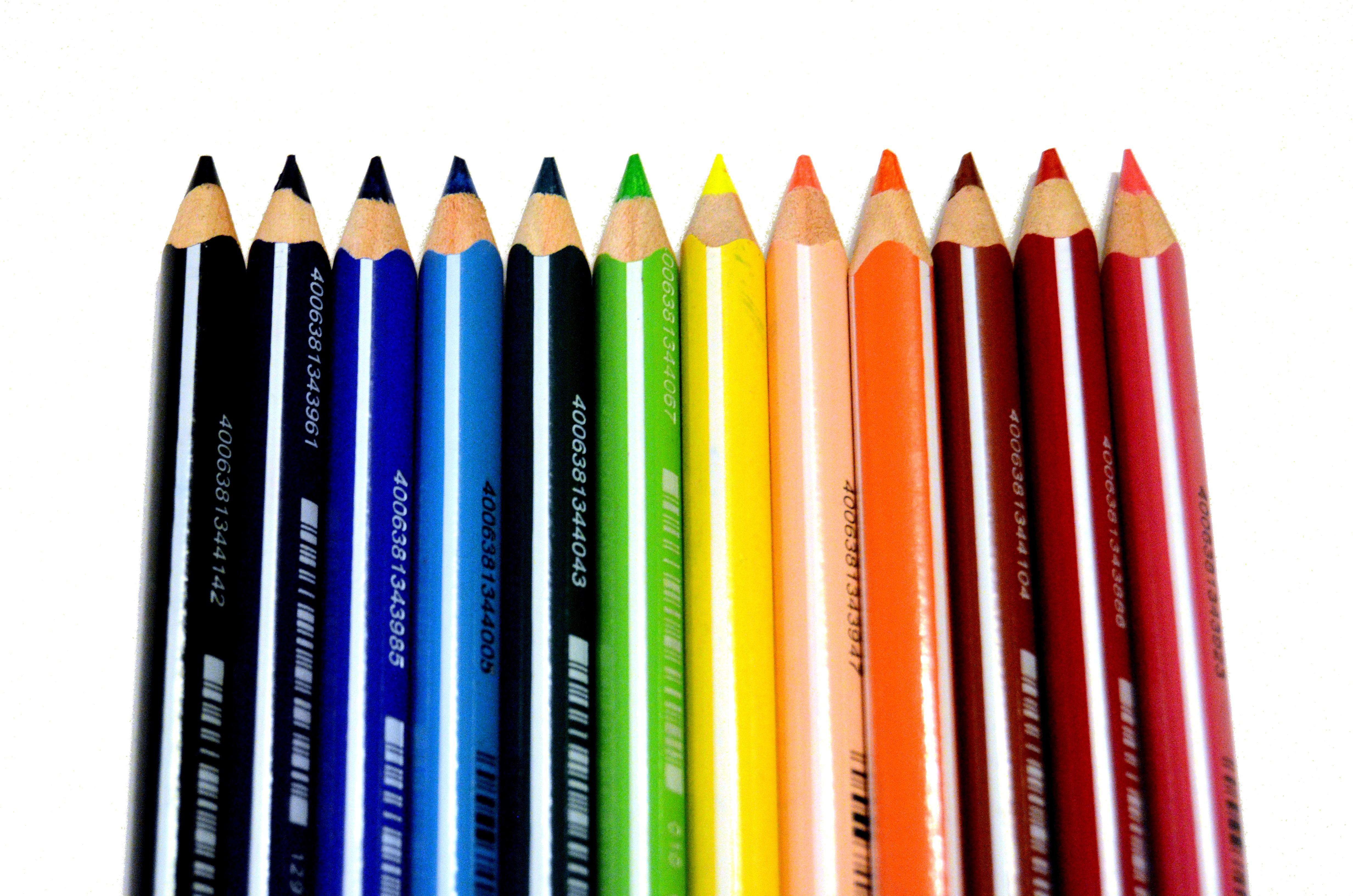 Hình ảnh Bút Chì Cây Bút Bức Vẽ Màu Sắc Bản Vẽ Bút
