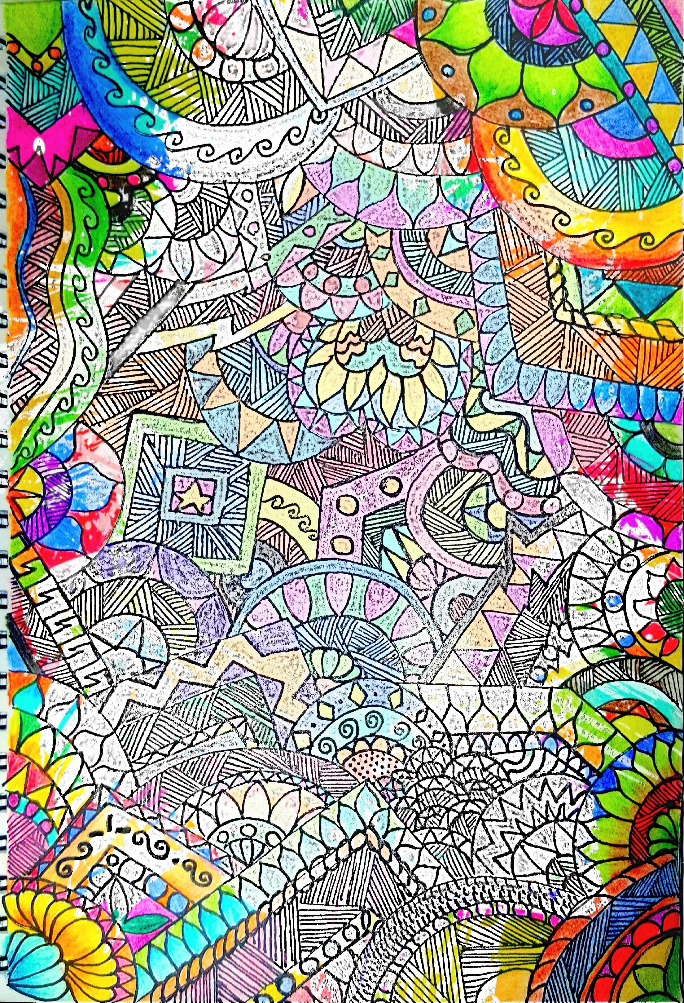 Images Gratuites Crayon Blanc Modele Ligne Couleur Carte