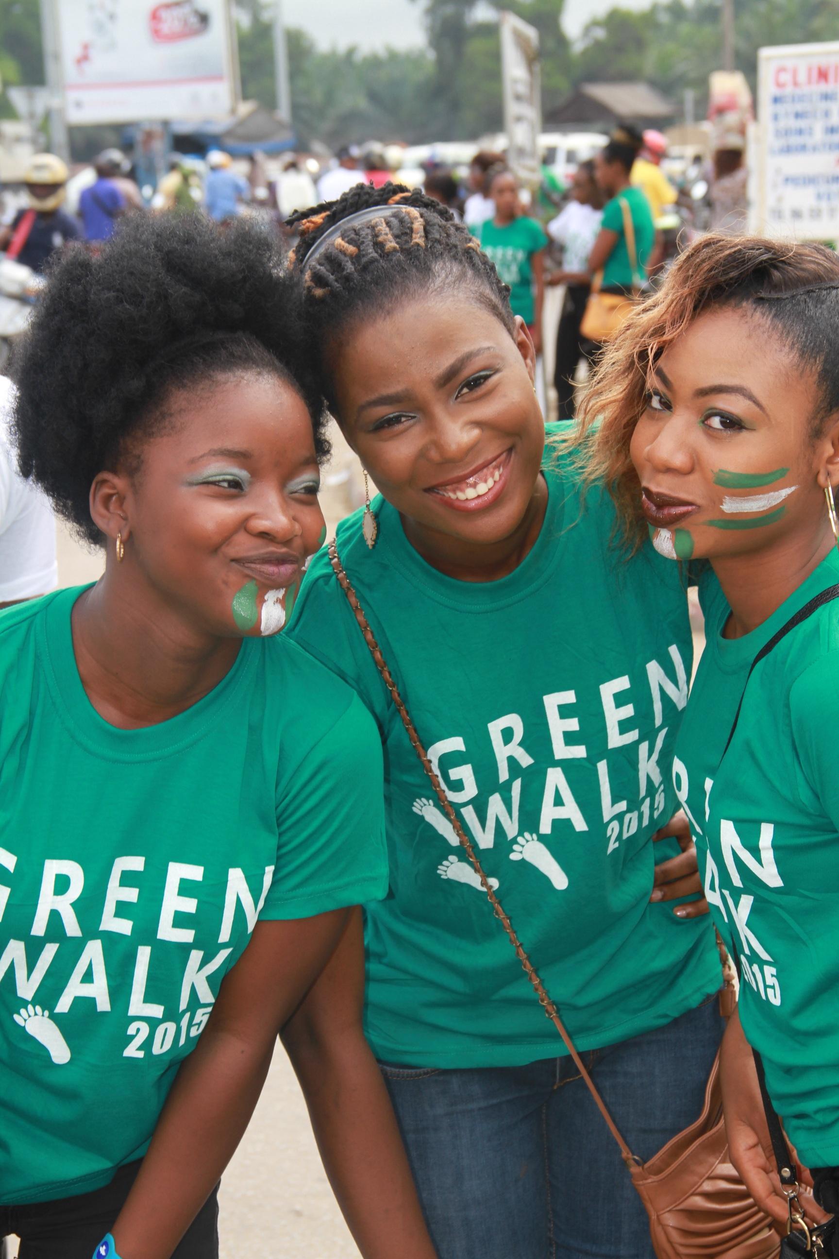 Нигерийцы девушки