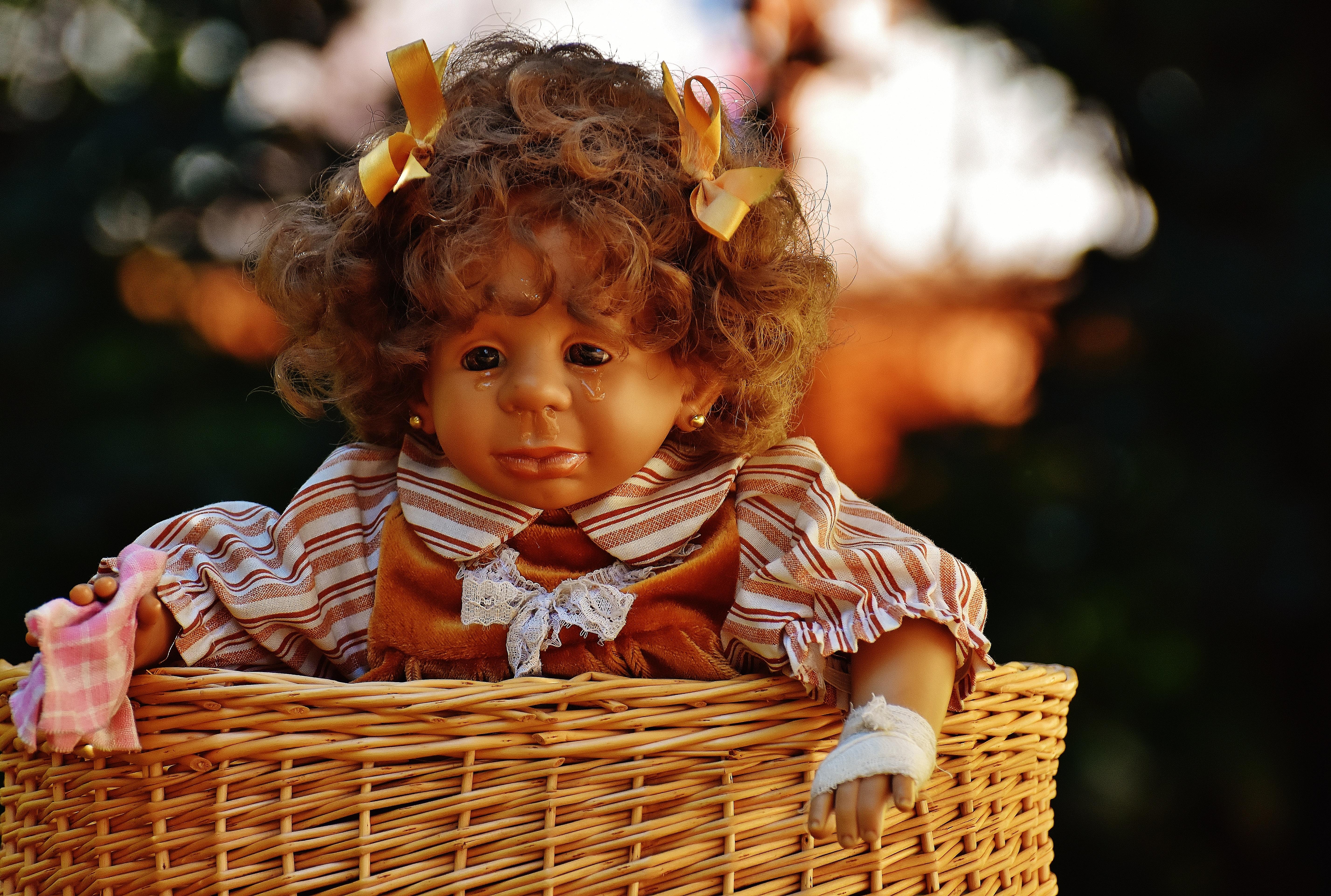 Смешная кукла картинки